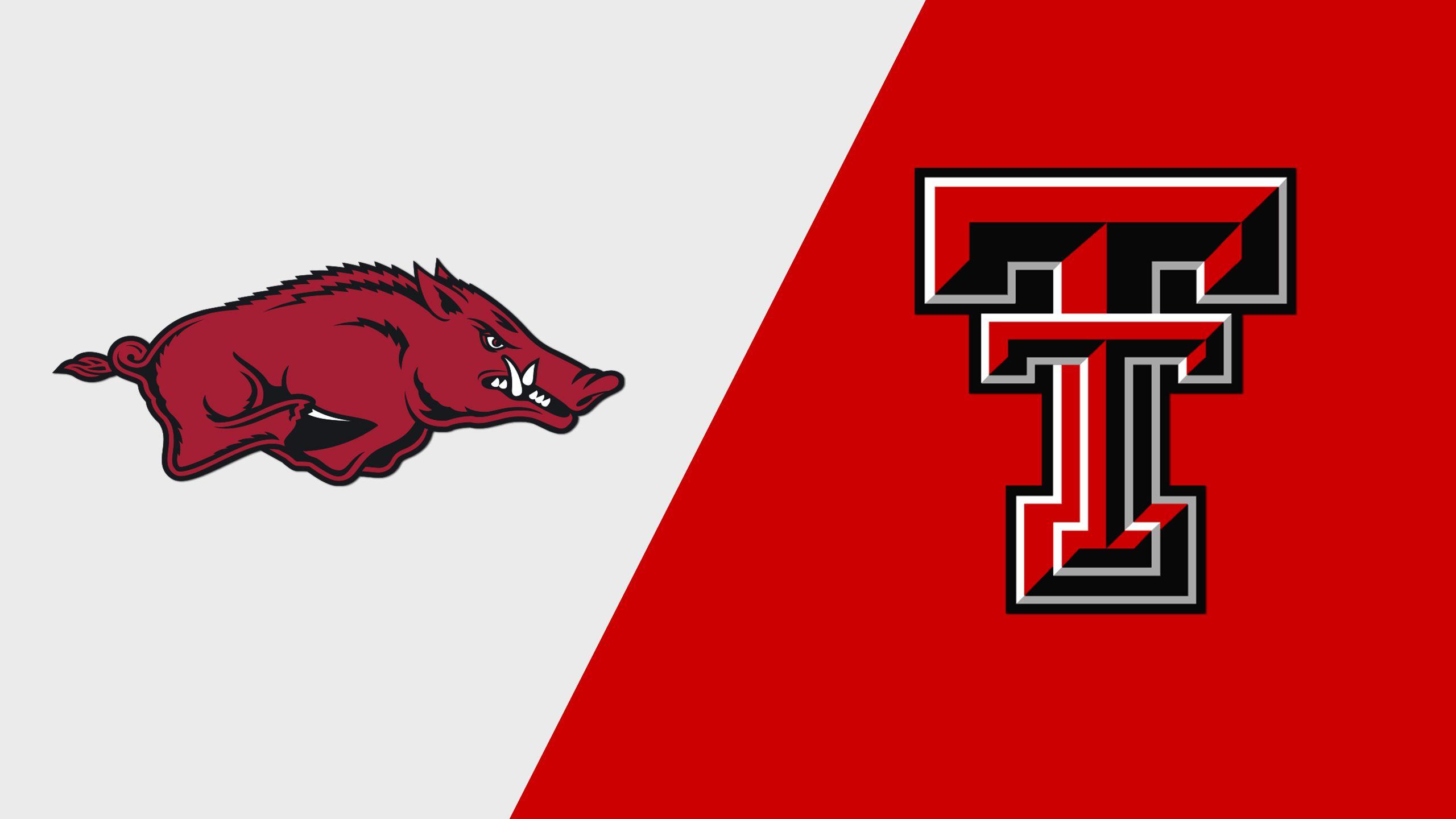 Ump Cam - #5 Arkansas vs. #9 Texas Tech (Game 8) (College World Series)