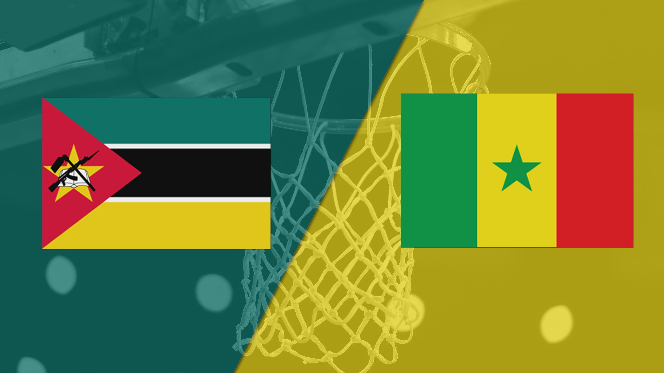 Mozambique vs. Senegal (FIBA World Cup 2019 Qualifier)