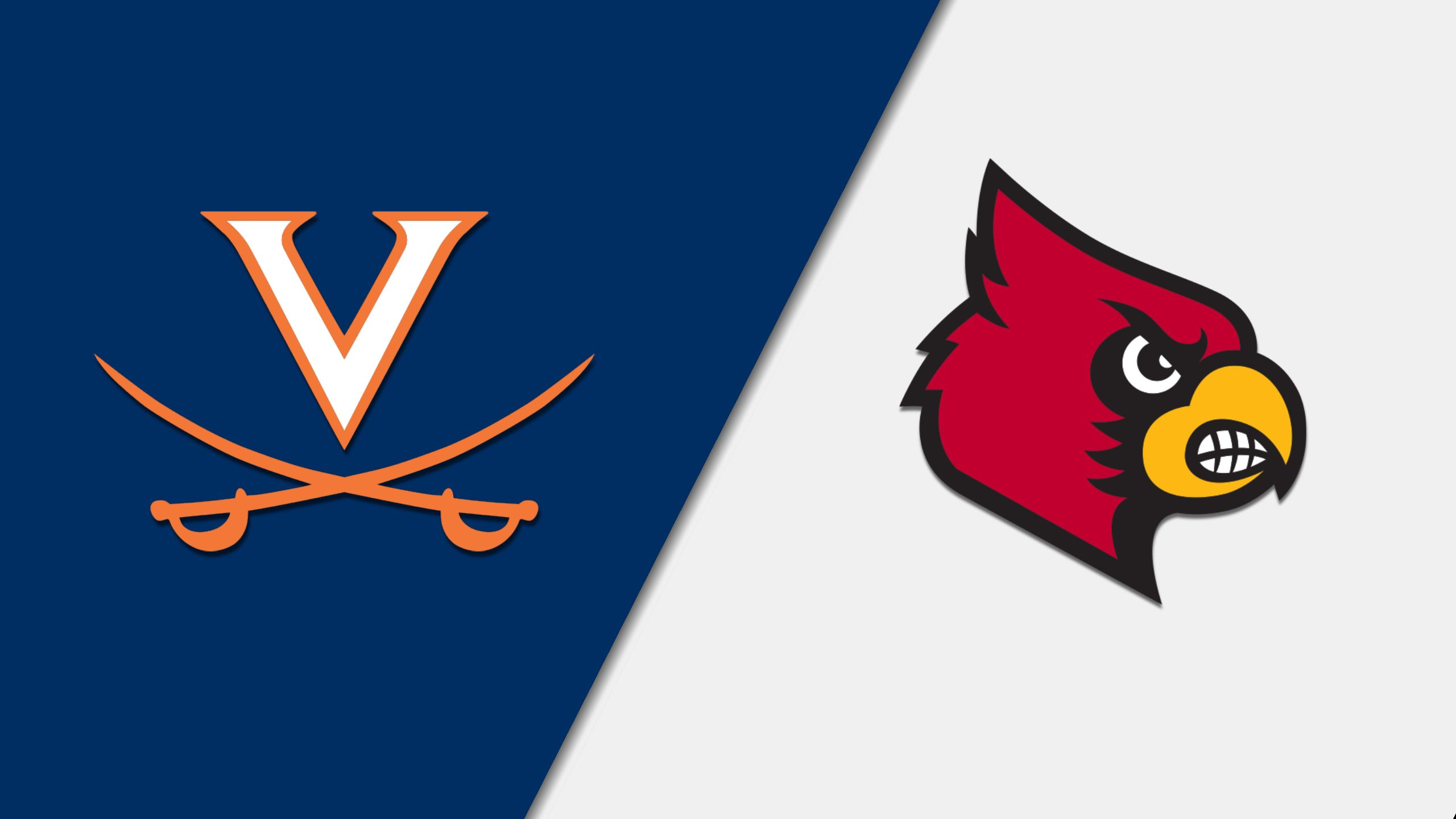 Virginia vs. Louisville (M Basketball) (re-air)