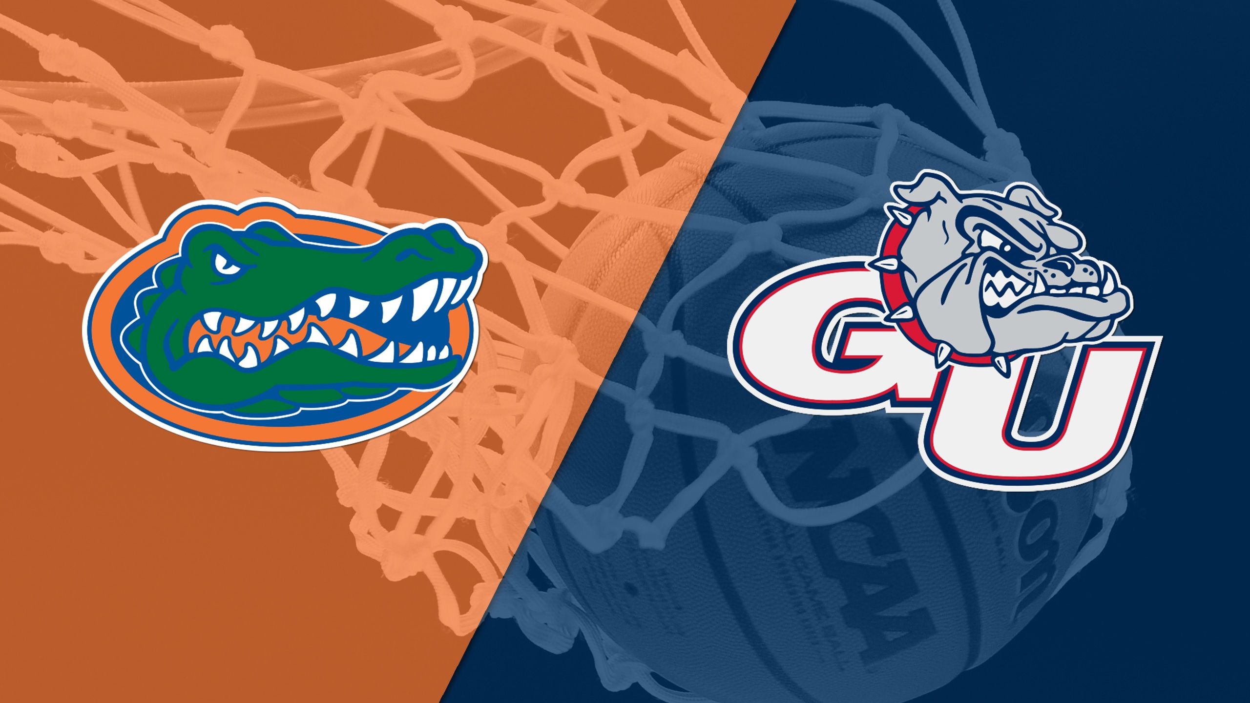 Florida vs. Gonzaga (M Basketball) (re-air)
