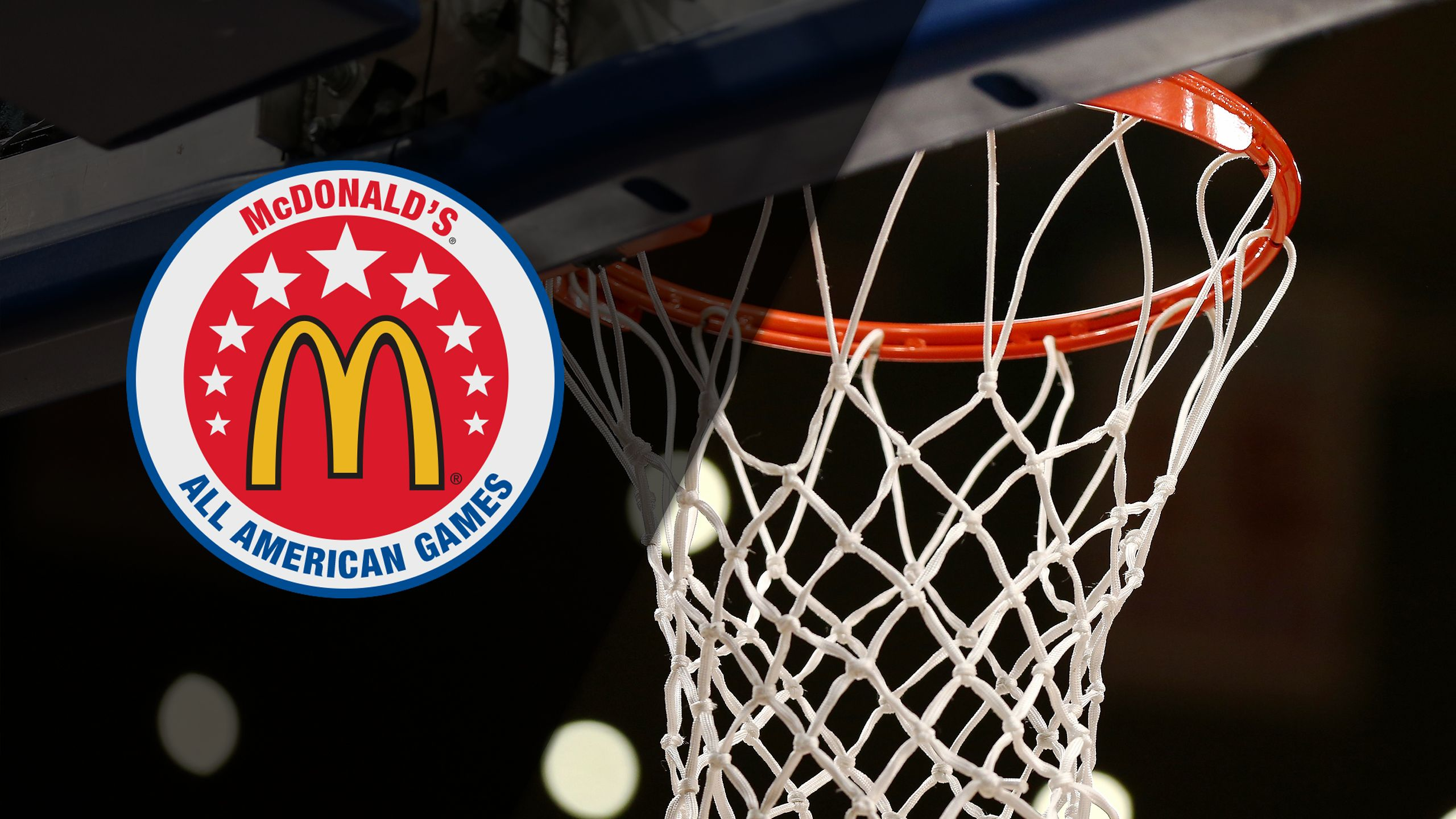 East vs. West (McDonald's All-American Boys Game) (re-air)