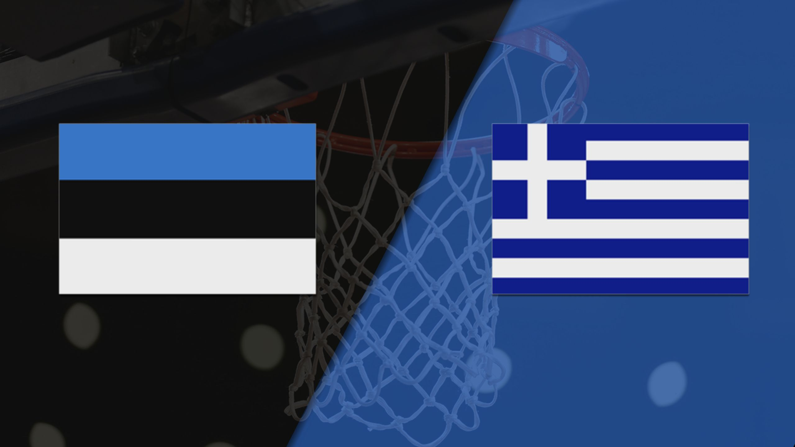 Estonia vs. Greece (FIBA World Cup 2019 Qualifier)