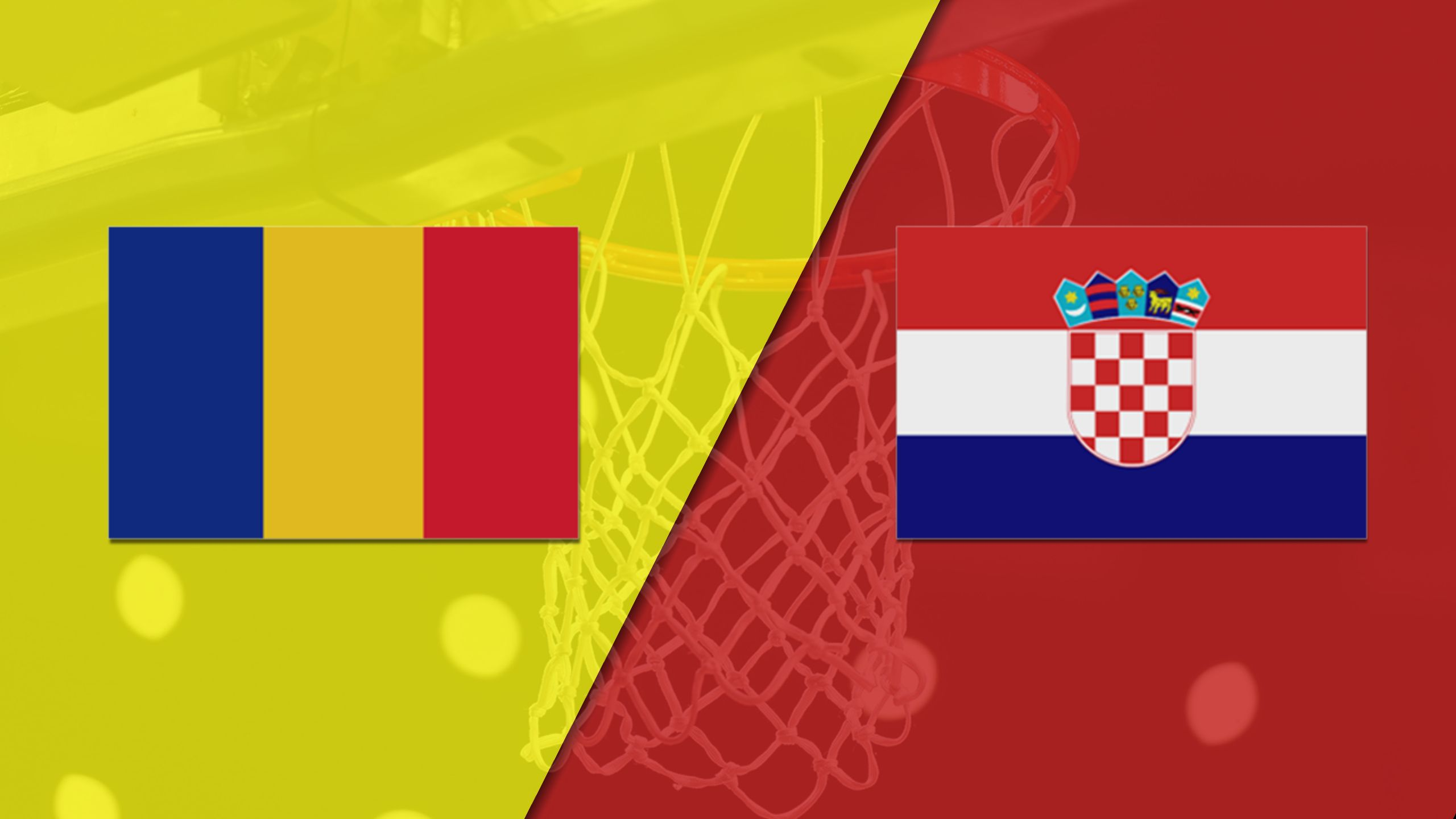 Romania vs. Croatia (FIBA World Cup 2019 Qualifier)