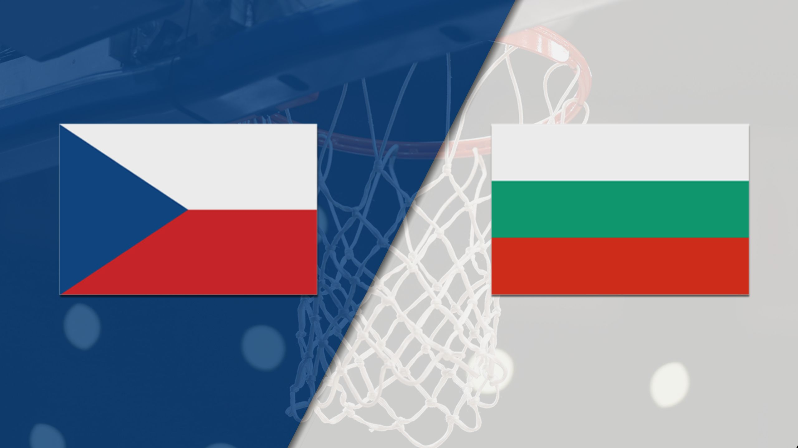 Czech Republic vs. Bulgaria (FIBA World Cup 2019 Qualifier)