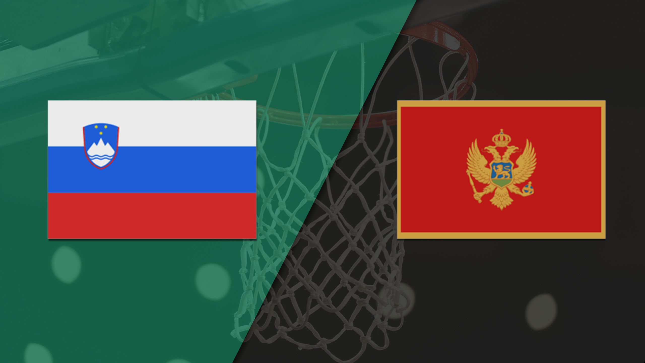 Slovenia vs. Montenegro (FIBA World Cup 2019 Qualifier)