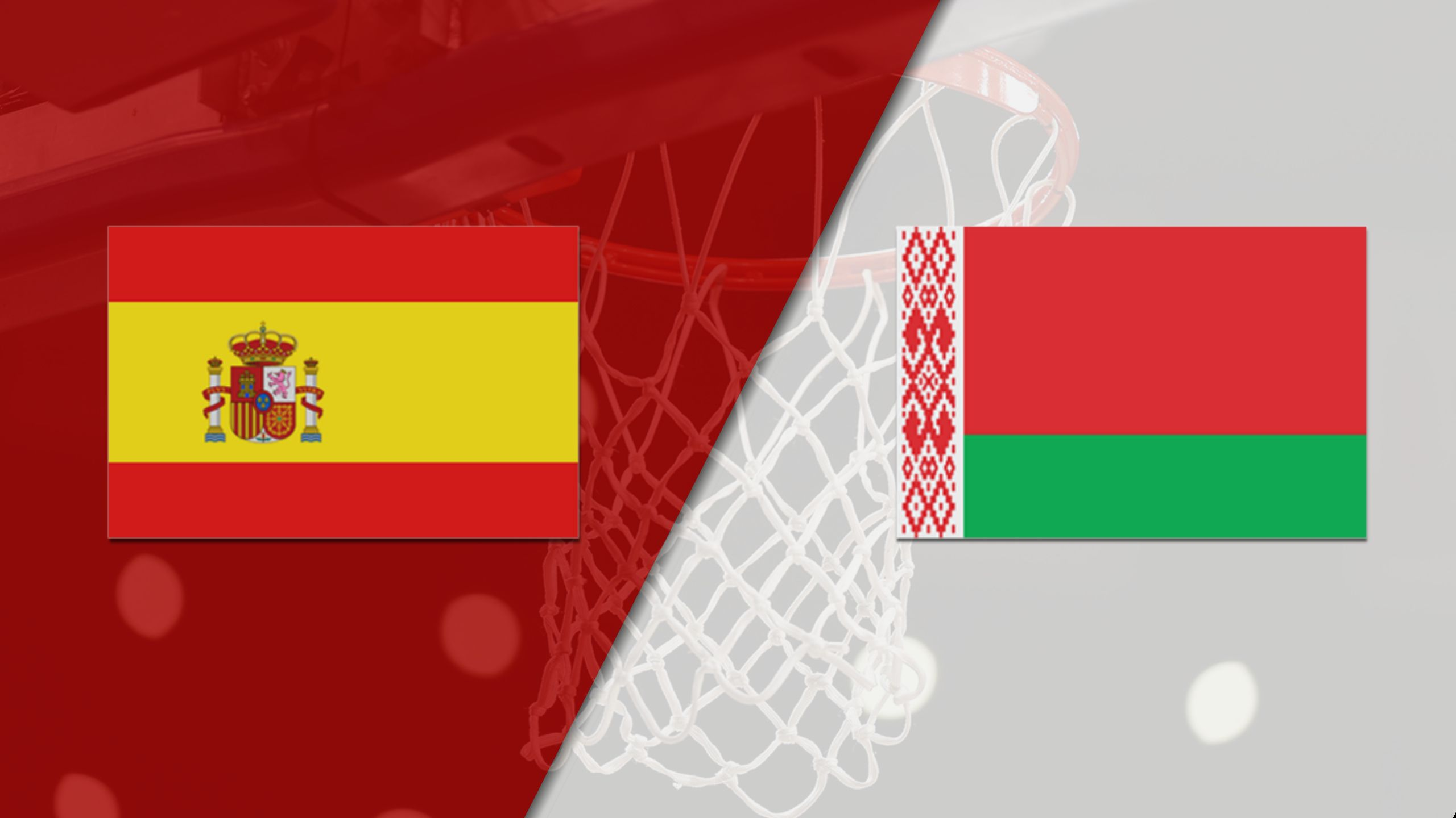Spain vs. Belarus (FIBA World Cup 2019 Qualifier)