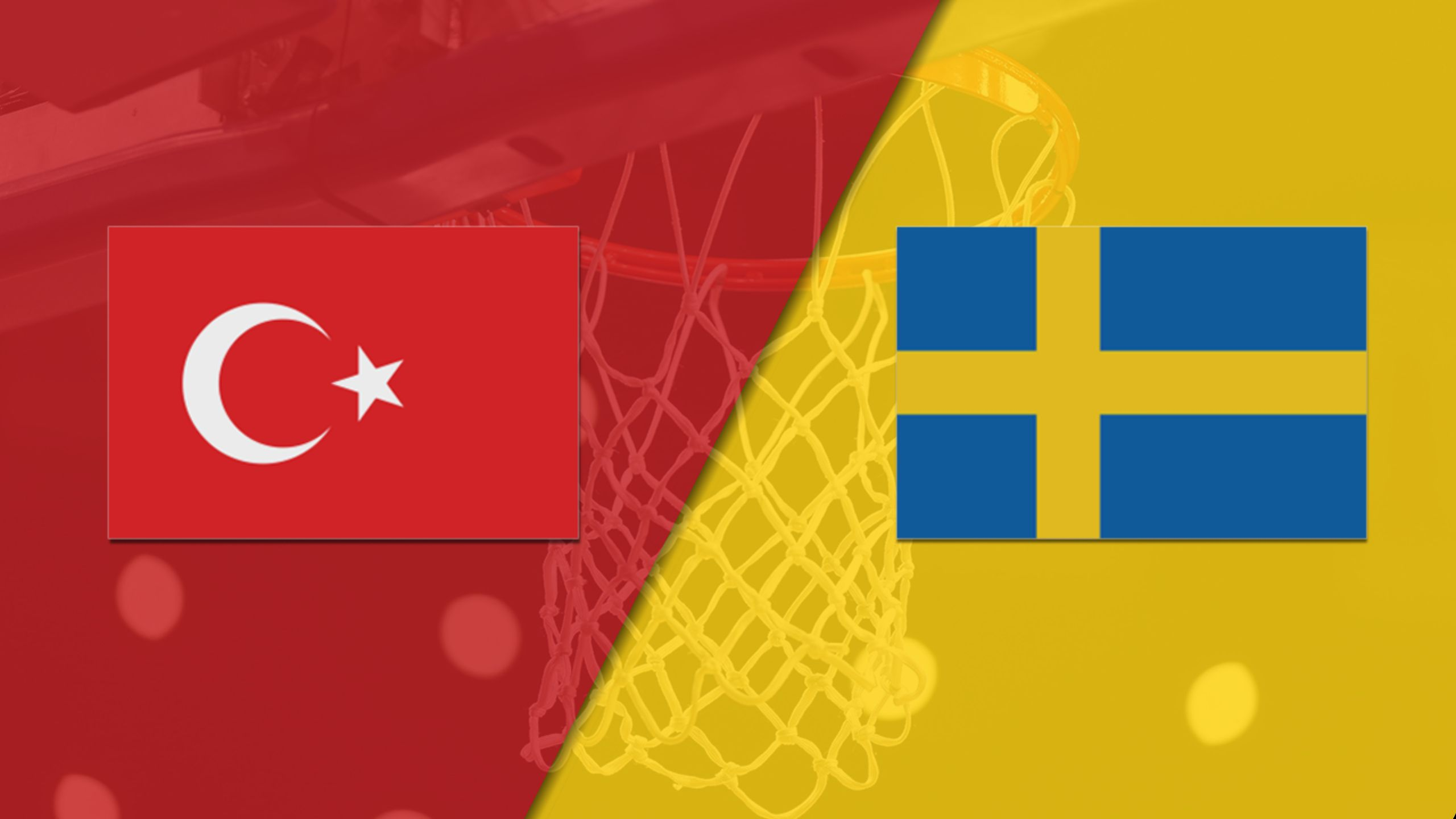 Turkey vs. Sweden (FIBA World Cup 2019 Qualifier)