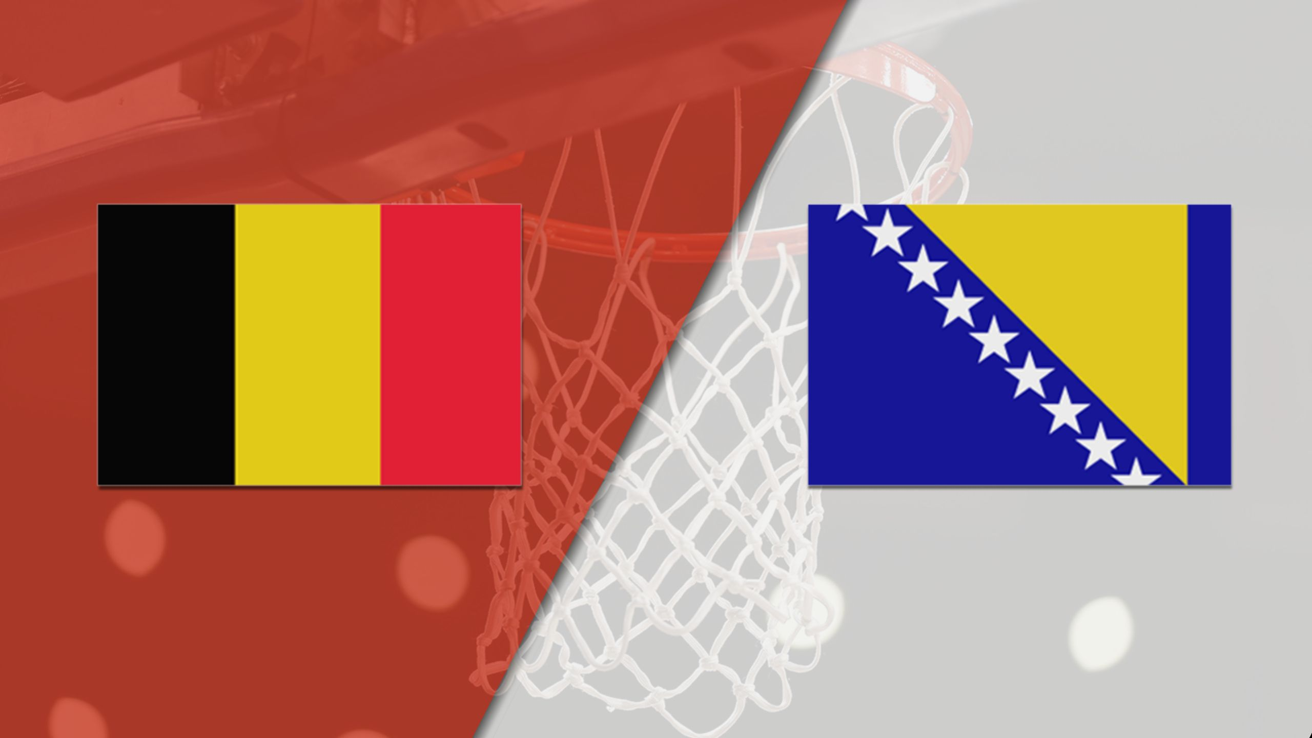 Belgium vs. Bosnia-Herzegovina (FIBA World Cup 2019 Qualifier)