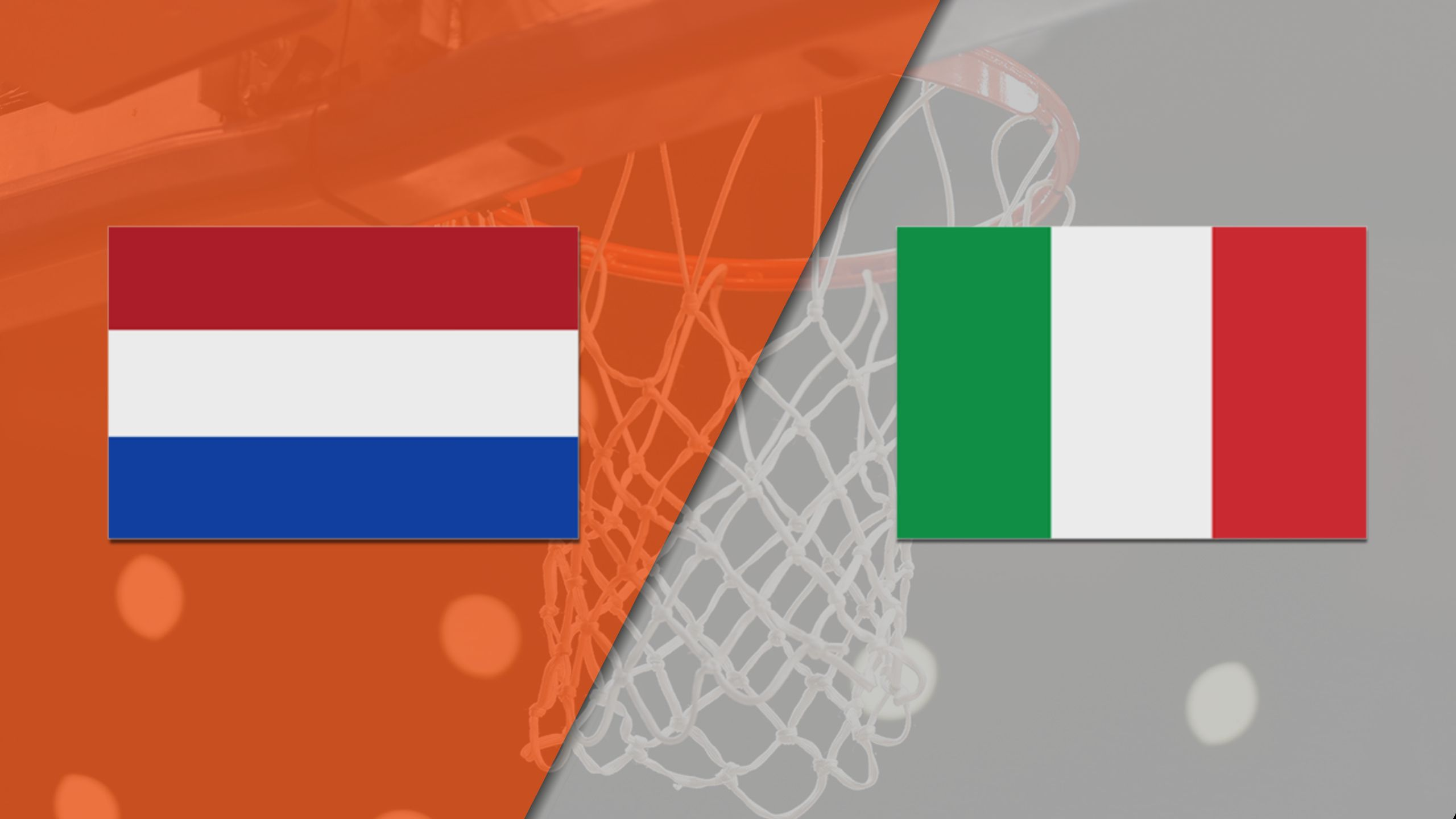 Netherlands vs. Italy (FIBA World Cup 2019 Qualifier)