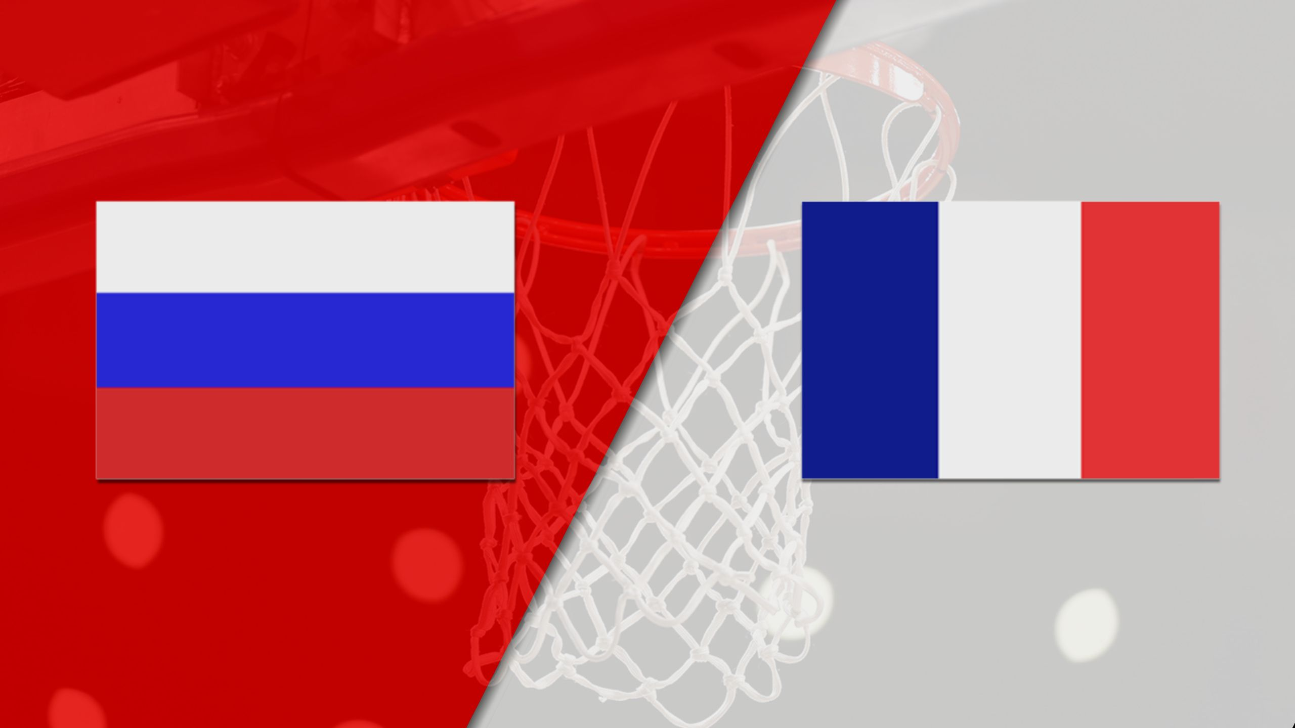 Russia vs. France (FIBA World Cup 2019 Qualifier)