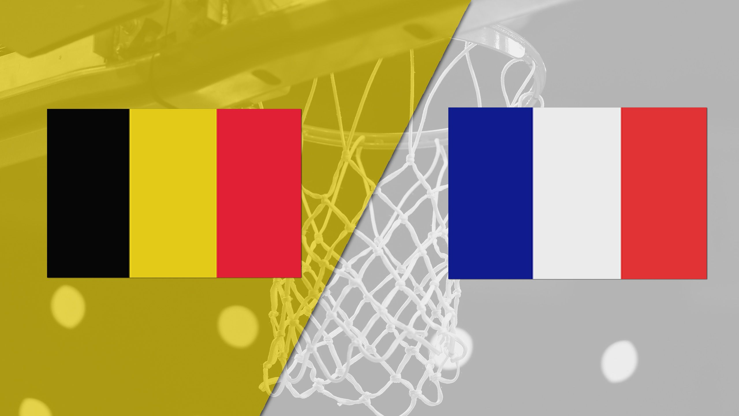 Belgium vs. France (FIBA World Cup 2019 Qualifier)