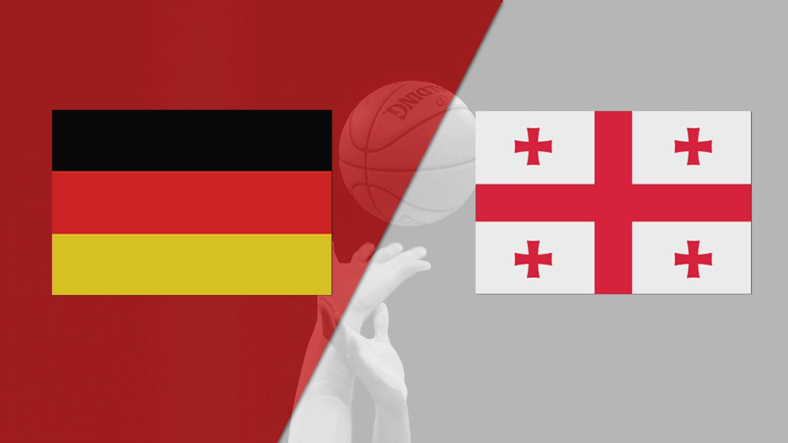 Germany vs. Georgia (FIBA World Cup 2019 Qualifier)