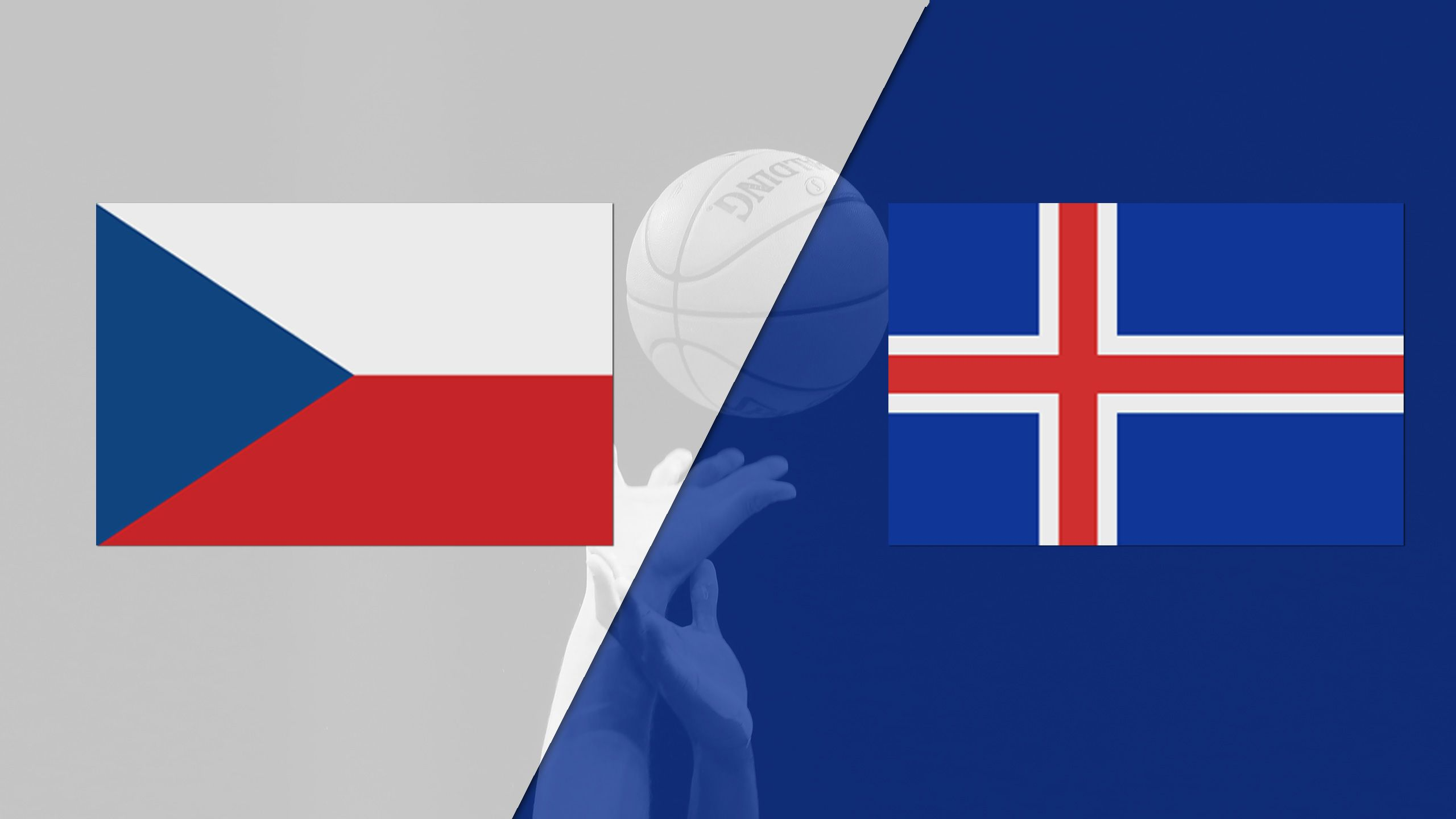 Czech Republic vs. Iceland (FIBA World Cup 2019 Qualifier)