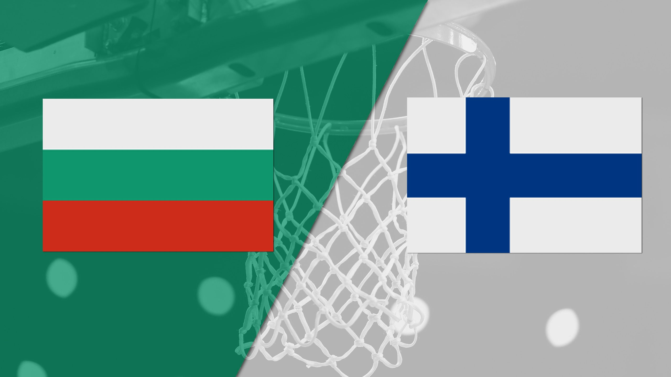 Bulgaria vs. Finland (FIBA World Cup 2019 Qualifier)