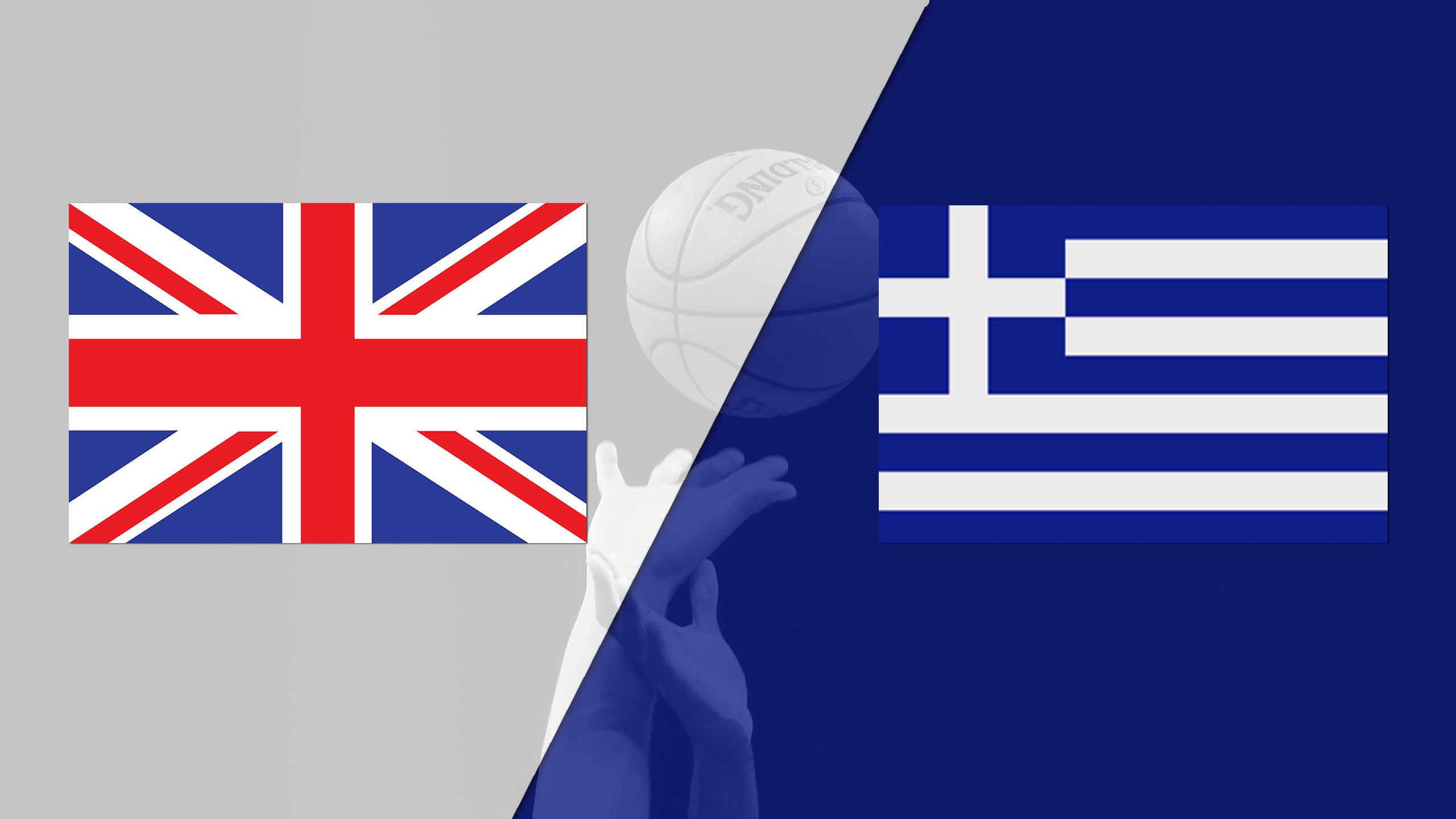 Great Britain vs. Greece (FIBA World Cup 2019 Qualifier)