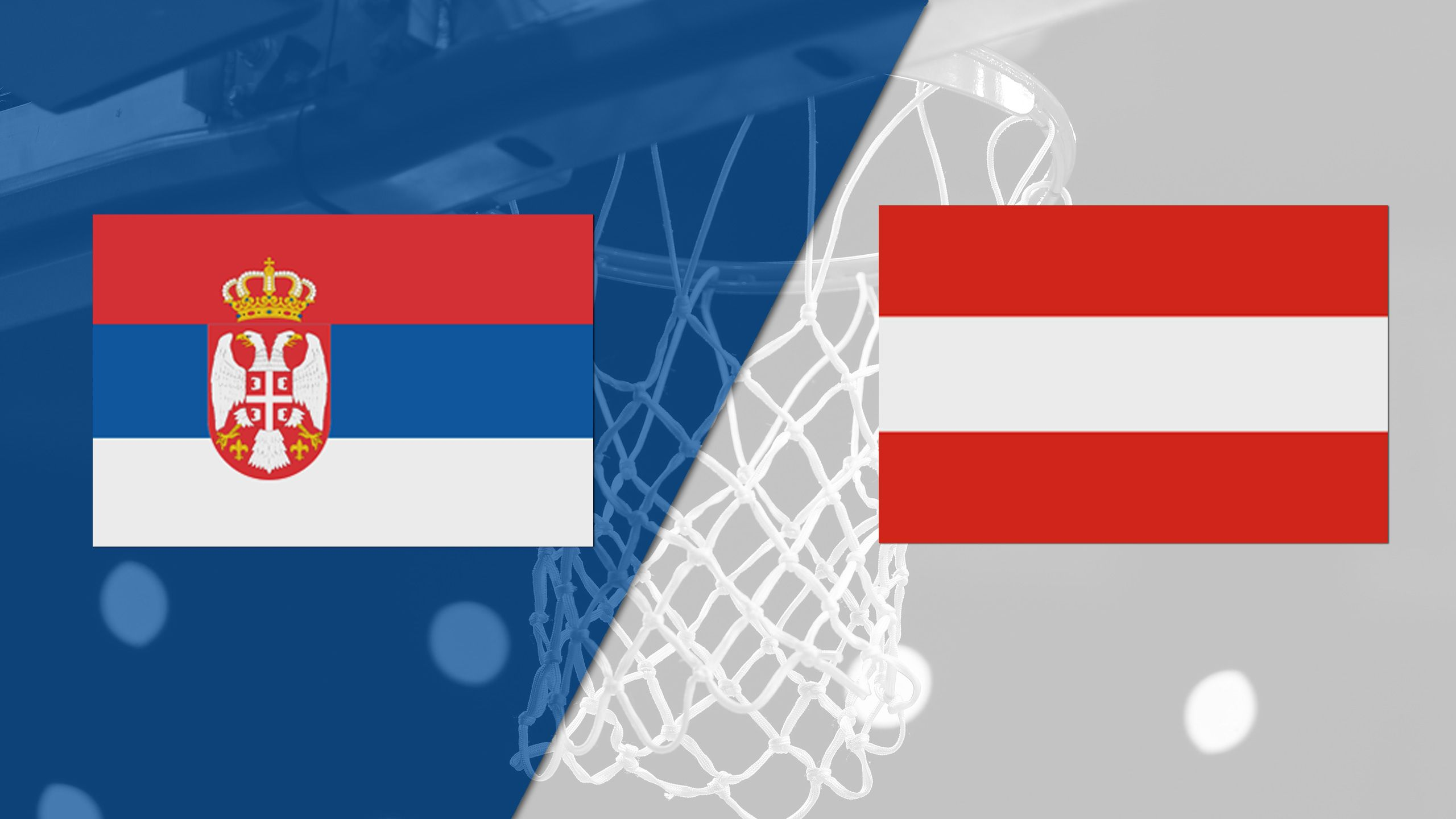 Serbia vs. Austria (FIBA World Cup 2019 Qualifier)