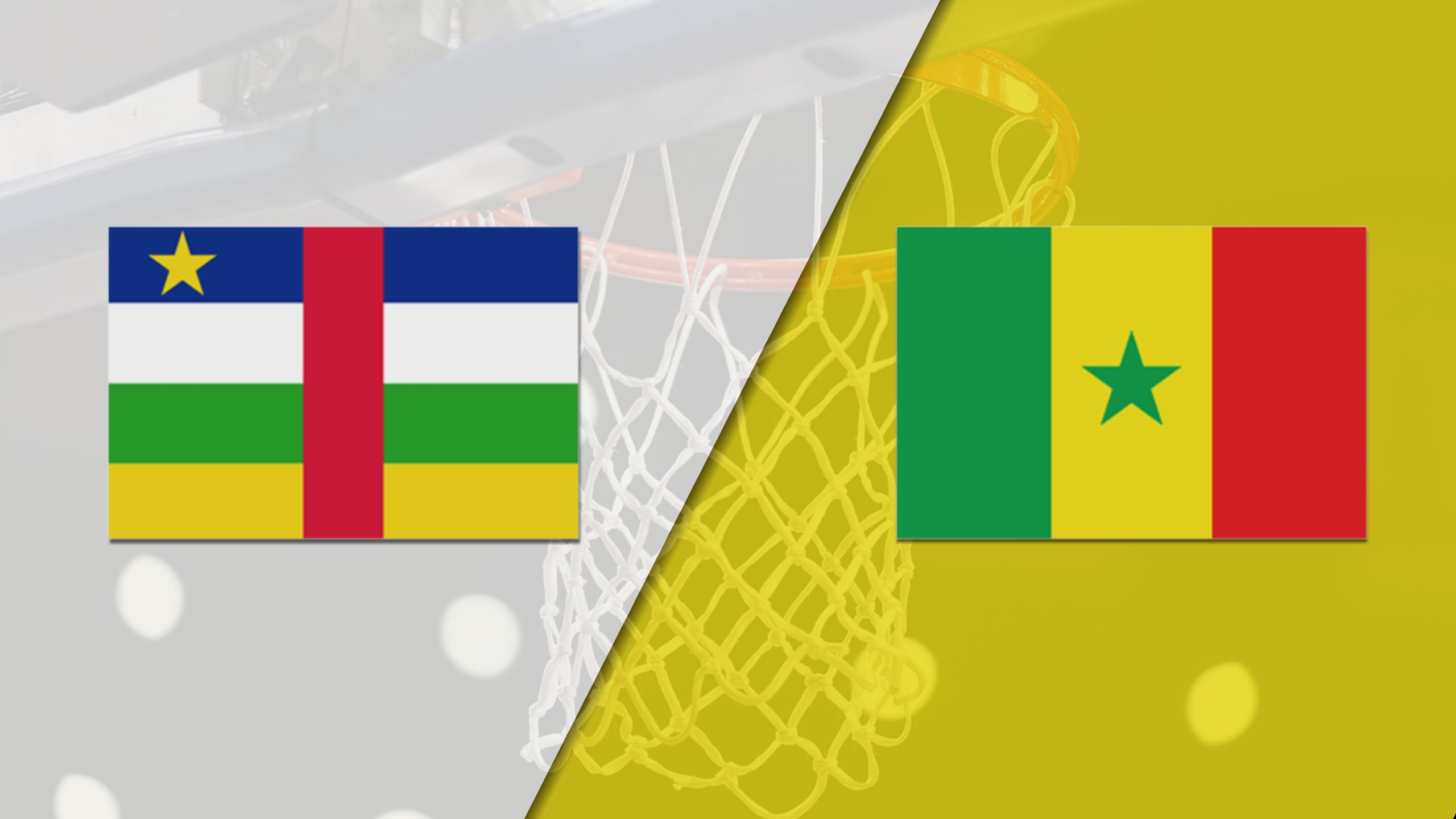 Central African Republic vs. Senegal (FIBA World Cup 2019 Qualifier)