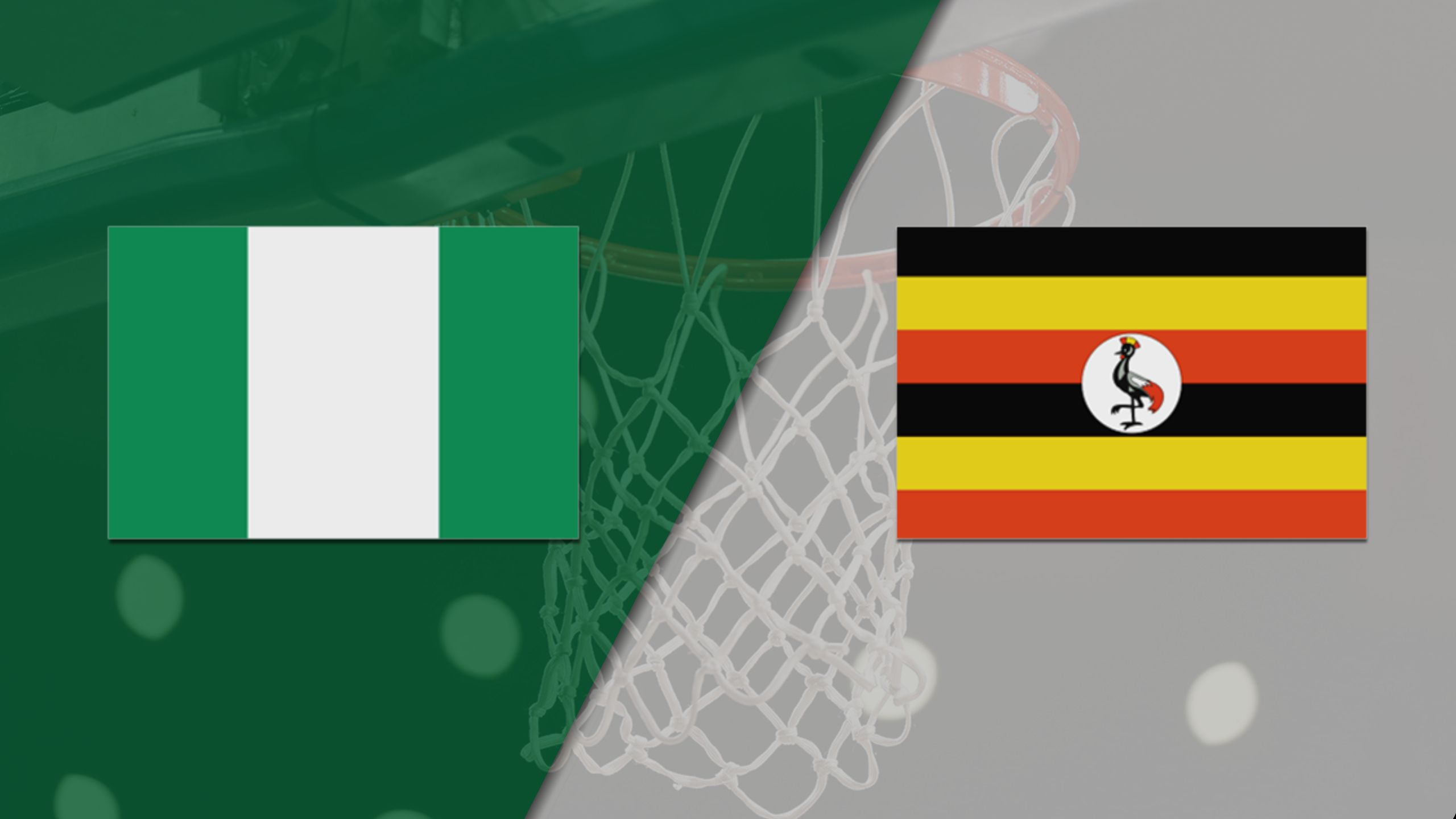 Nigeria vs. Uganda (FIBA World Cup 2019 Qualifier)