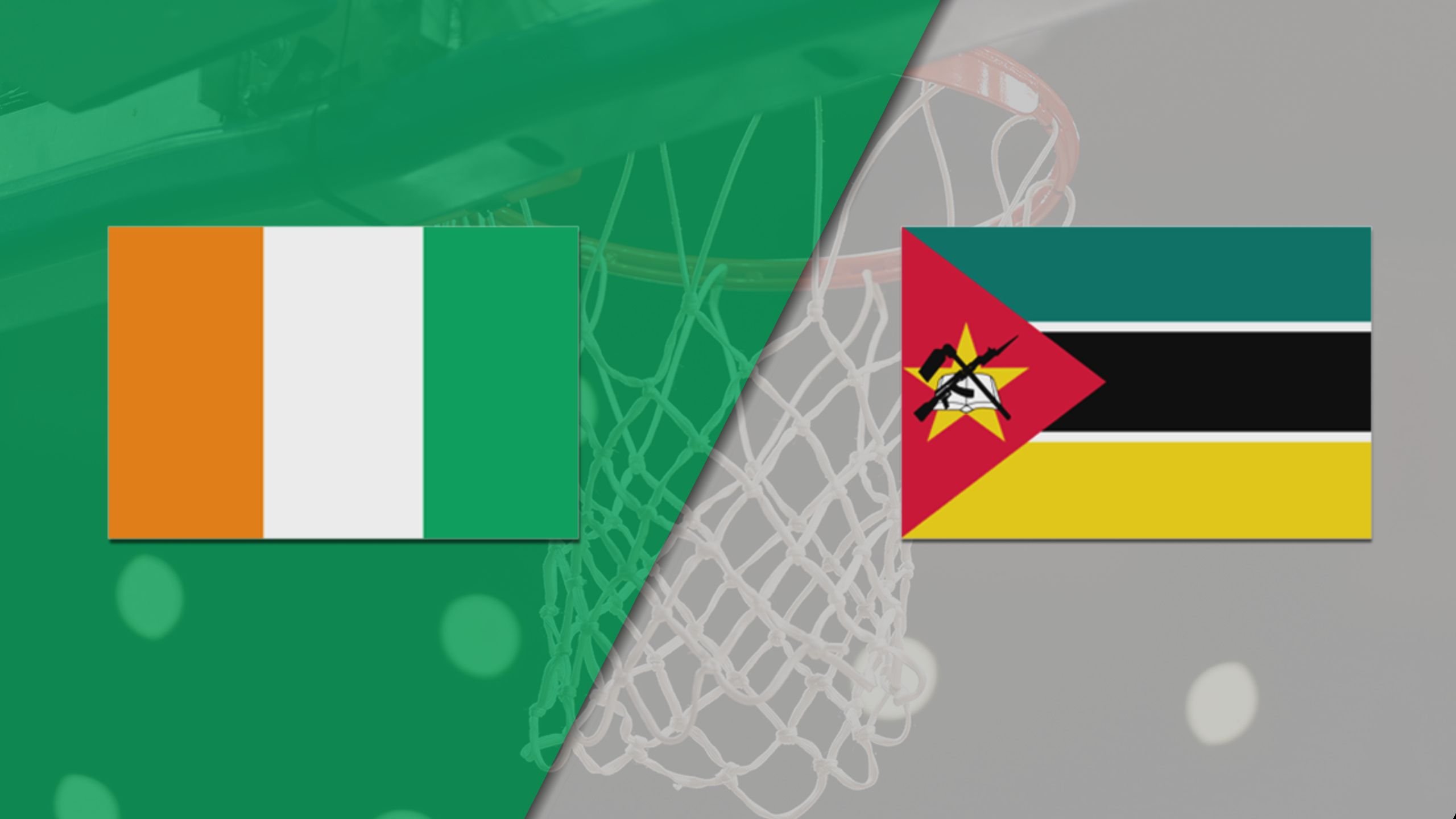 Cote D'Ivoire vs. Mozambique (FIBA World Cup 2019 Qualifier)