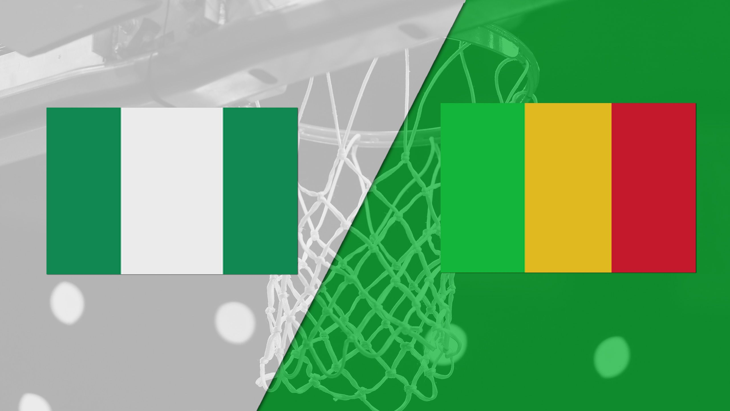 Nigeria vs. Mali (FIBA World Cup 2019 Qualifier)