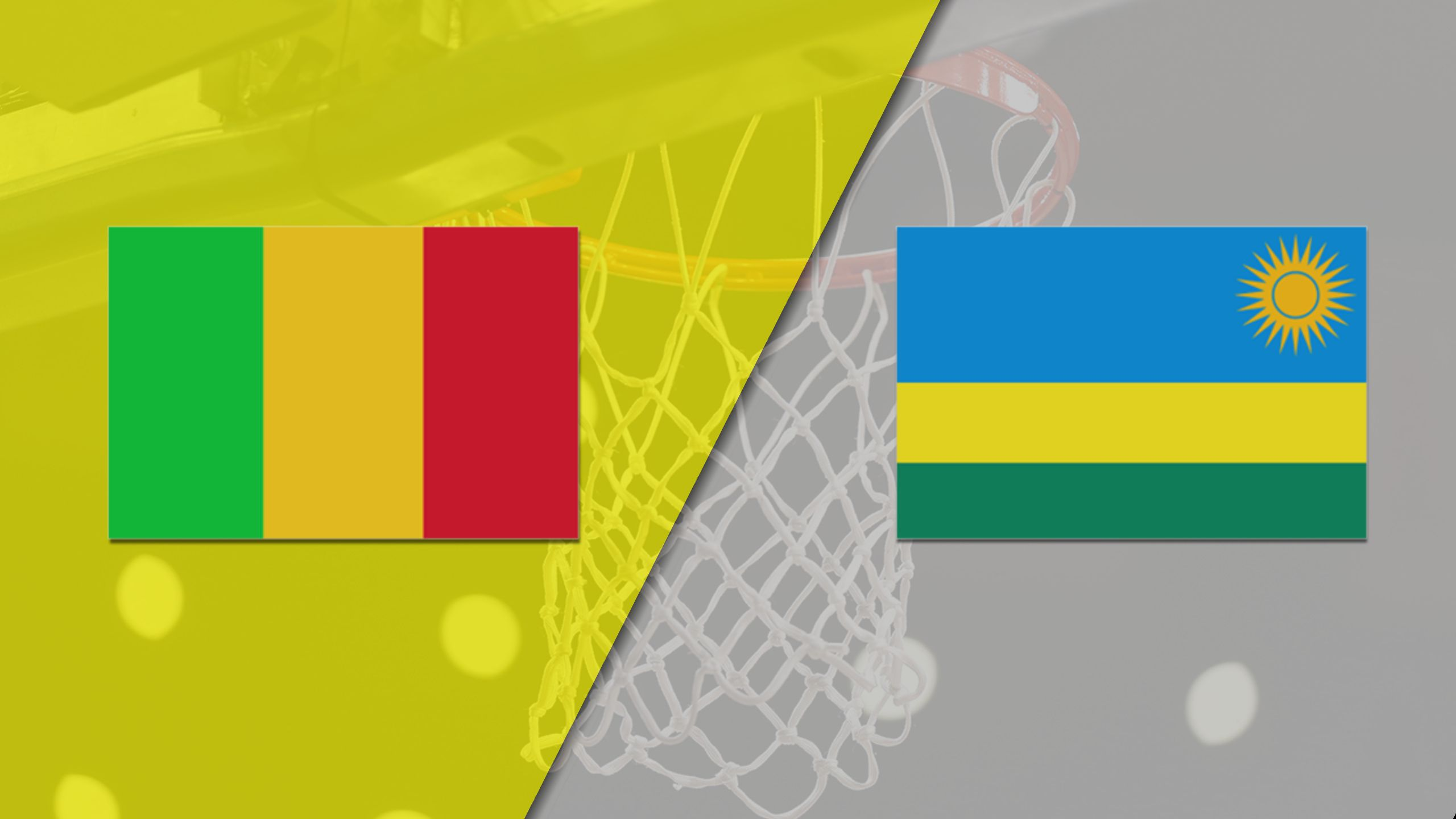 Mali vs. Rwanda (FIBA World Cup 2019 Qualifier)