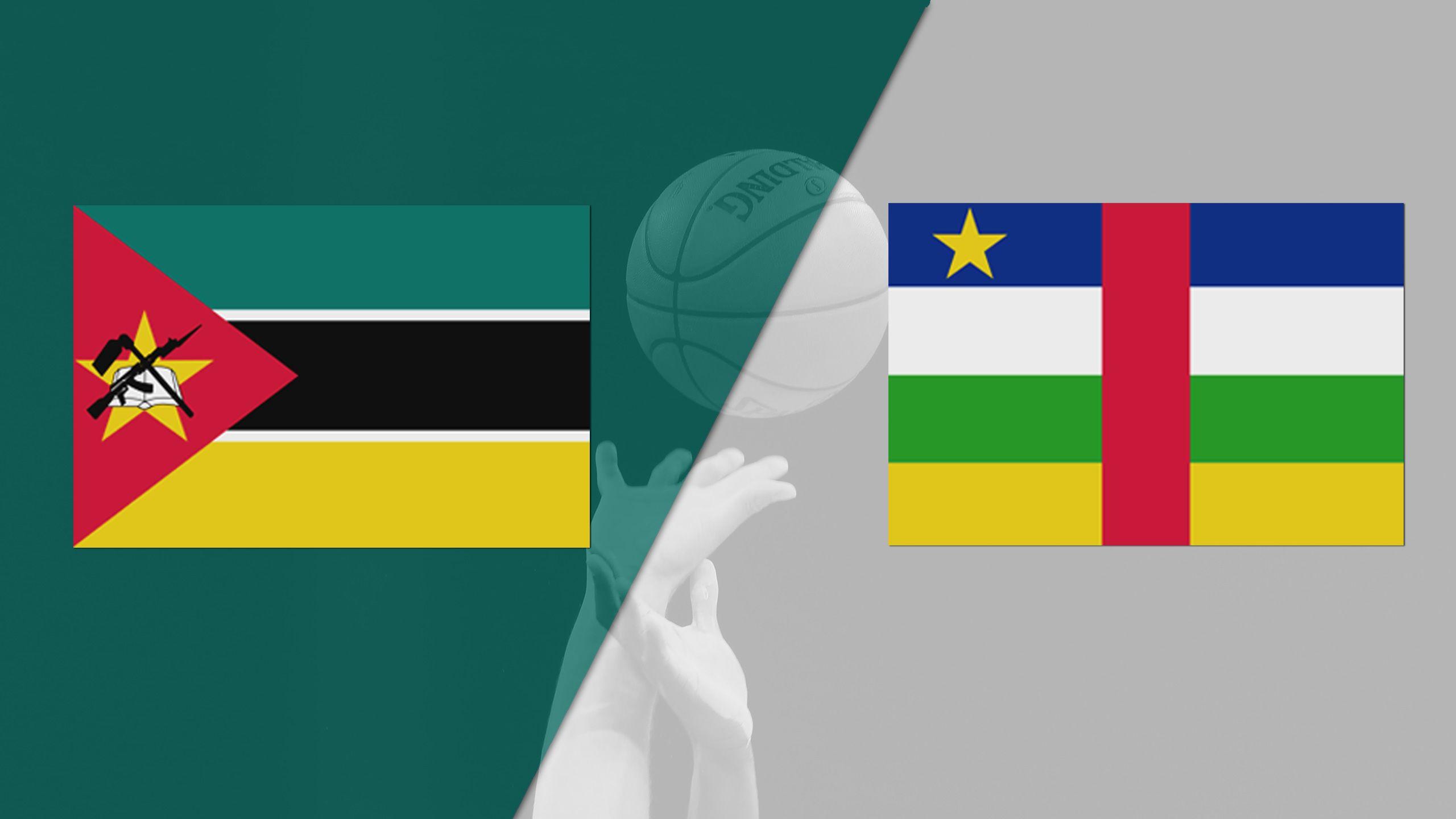 Mozambique vs. Central African Republic (FIBA World Cup 2019 Qualifier)