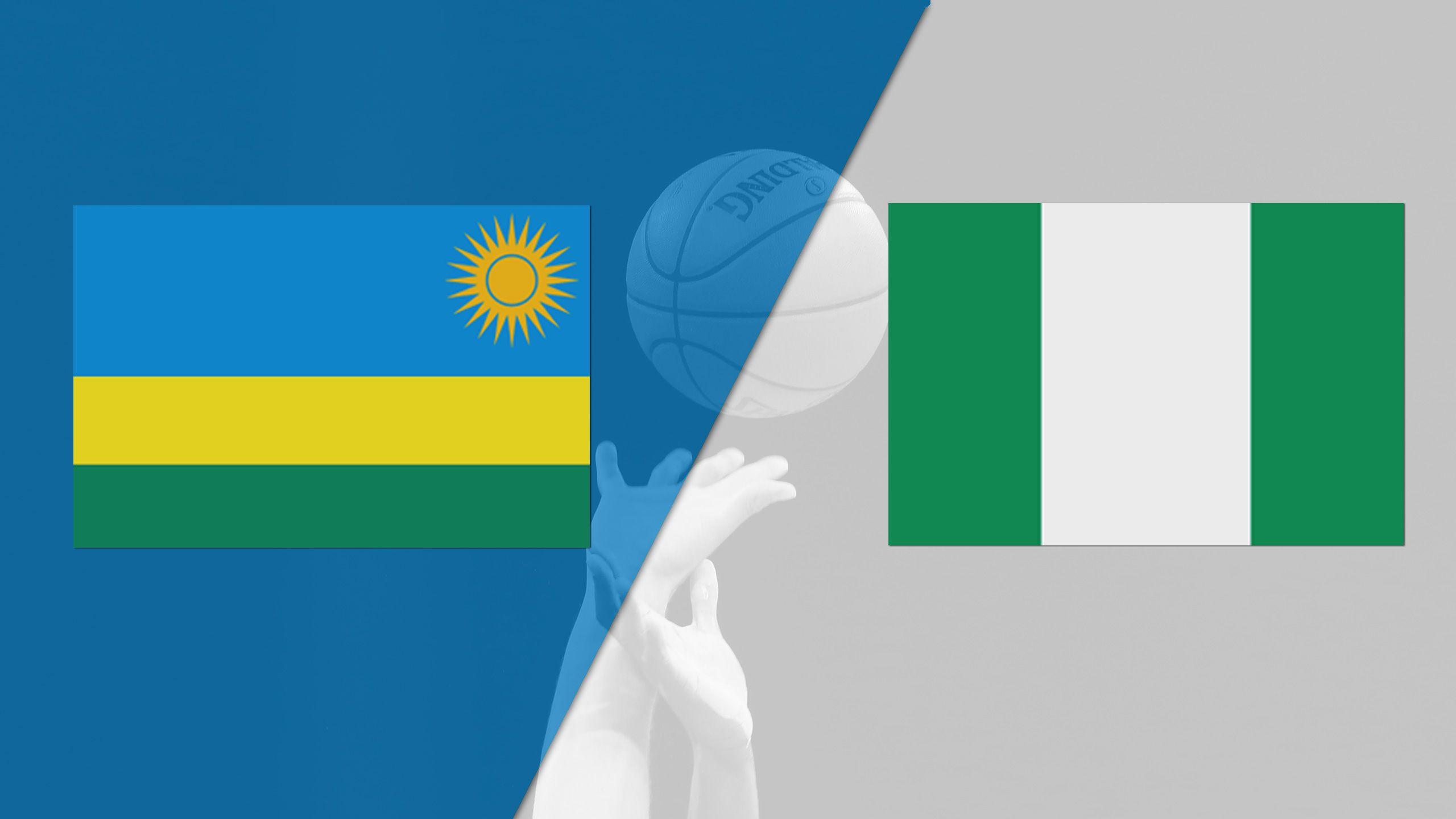 Rwanda vs. Nigeria (FIBA World Cup 2019 Qualifier)