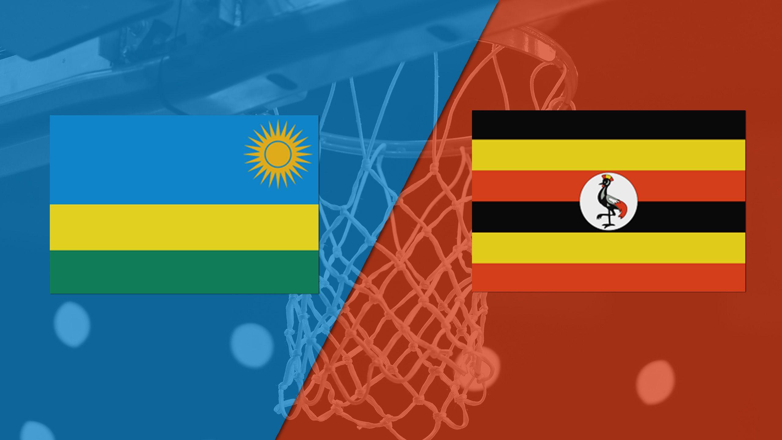 Rwanda vs. Uganda (FIBA World Cup 2019 Qualifier)