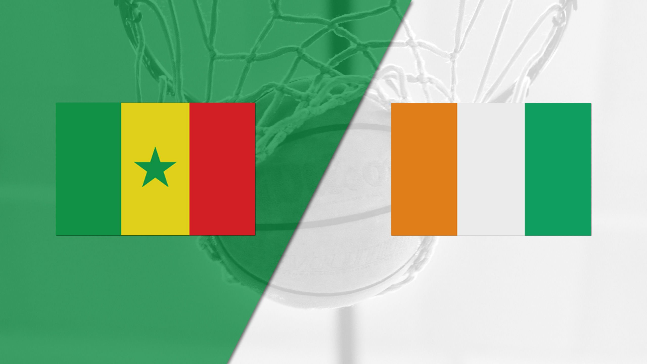 Senegal vs. Cote D'Ivoire (FIBA World Cup 2019 Qualifier)