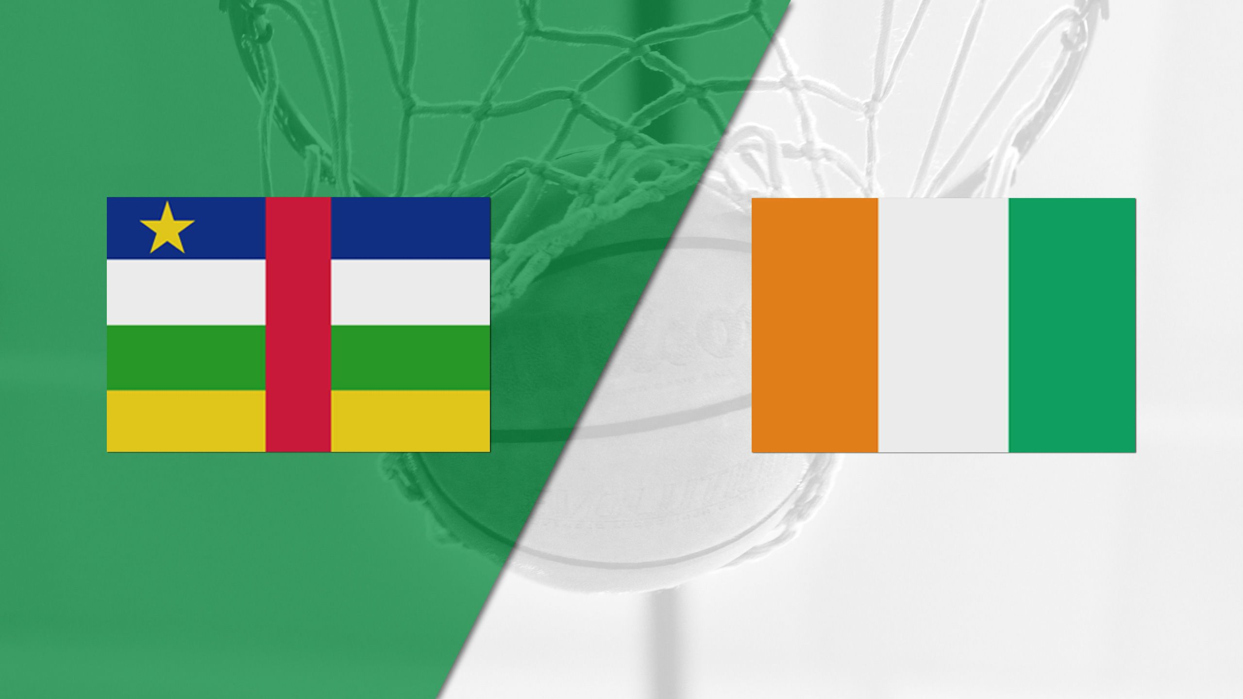 Central African Republic vs. Cote D'Ivoire (FIBA World Cup 2019 Qualifier)