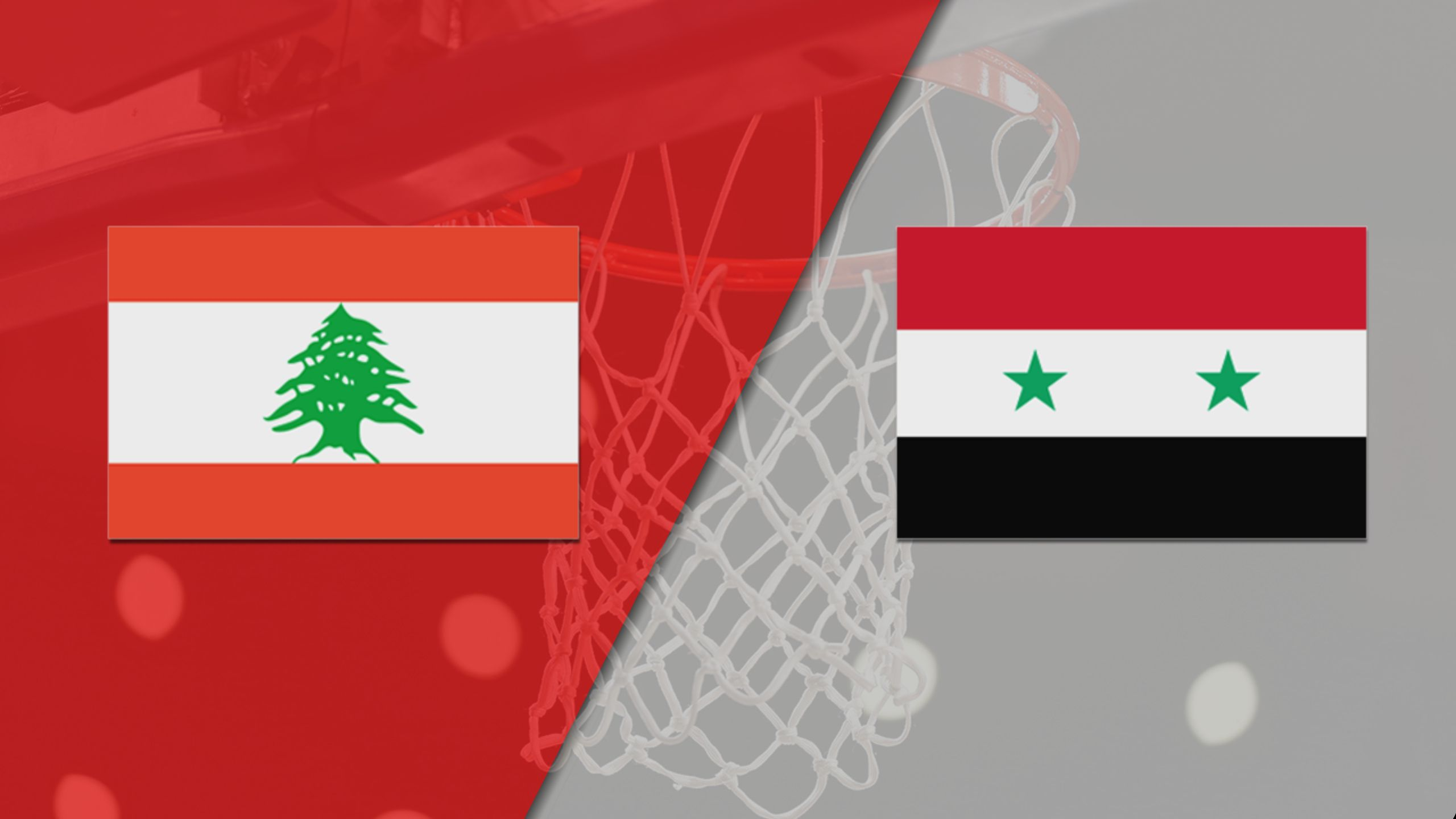 Lebanon vs. Syria (FIBA World Cup 2019 Qualifier)