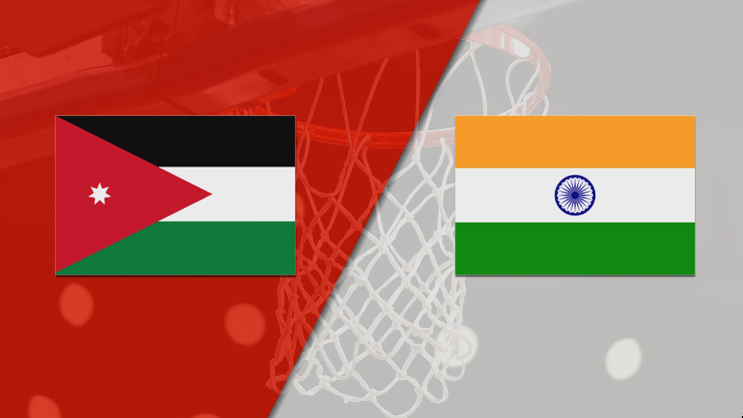 Jordan vs. India (FIBA World Cup 2019 Qualifier)