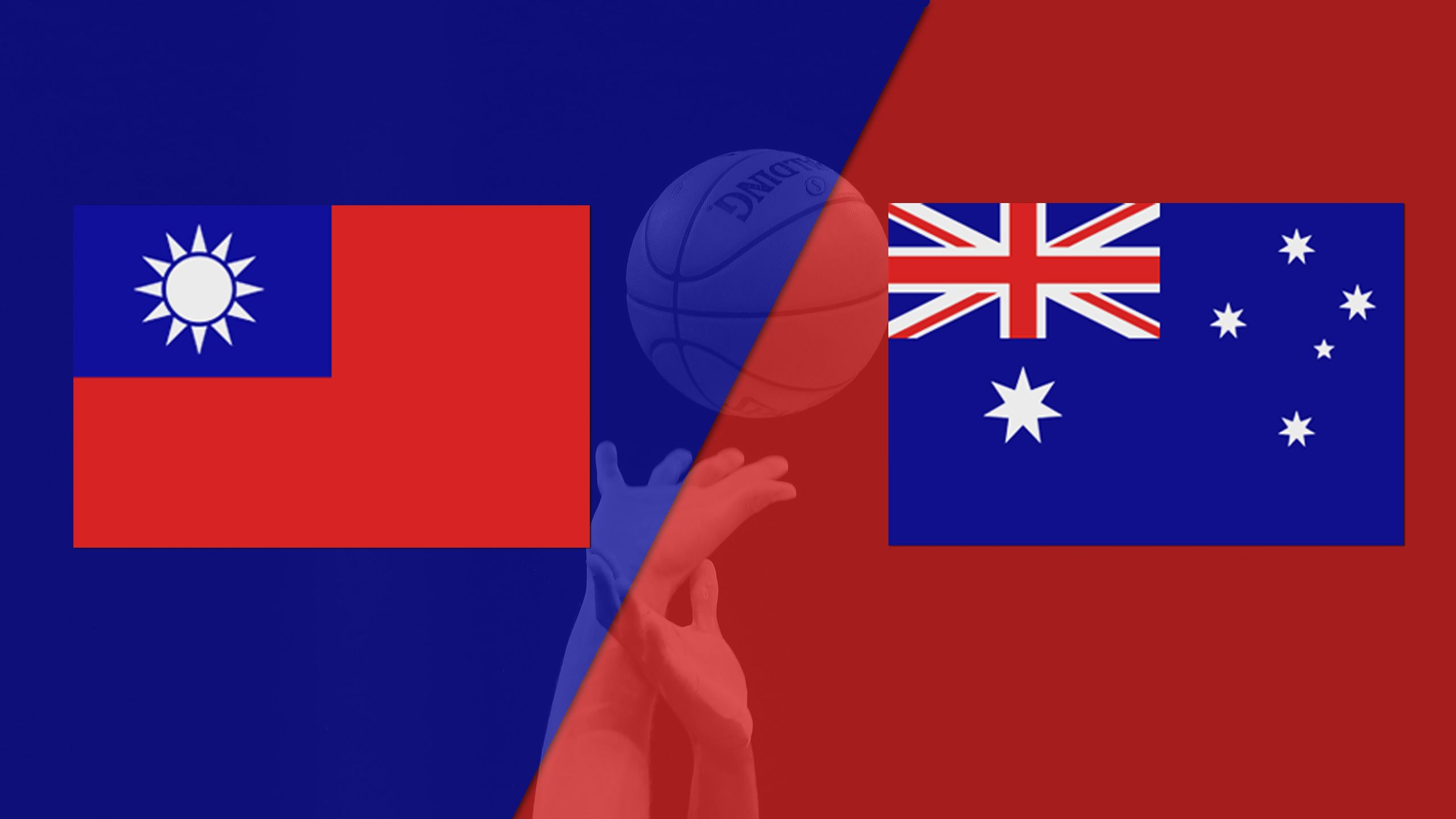 Chinese Taipei vs. Australia (FIBA World Cup 2019 Qualifier)
