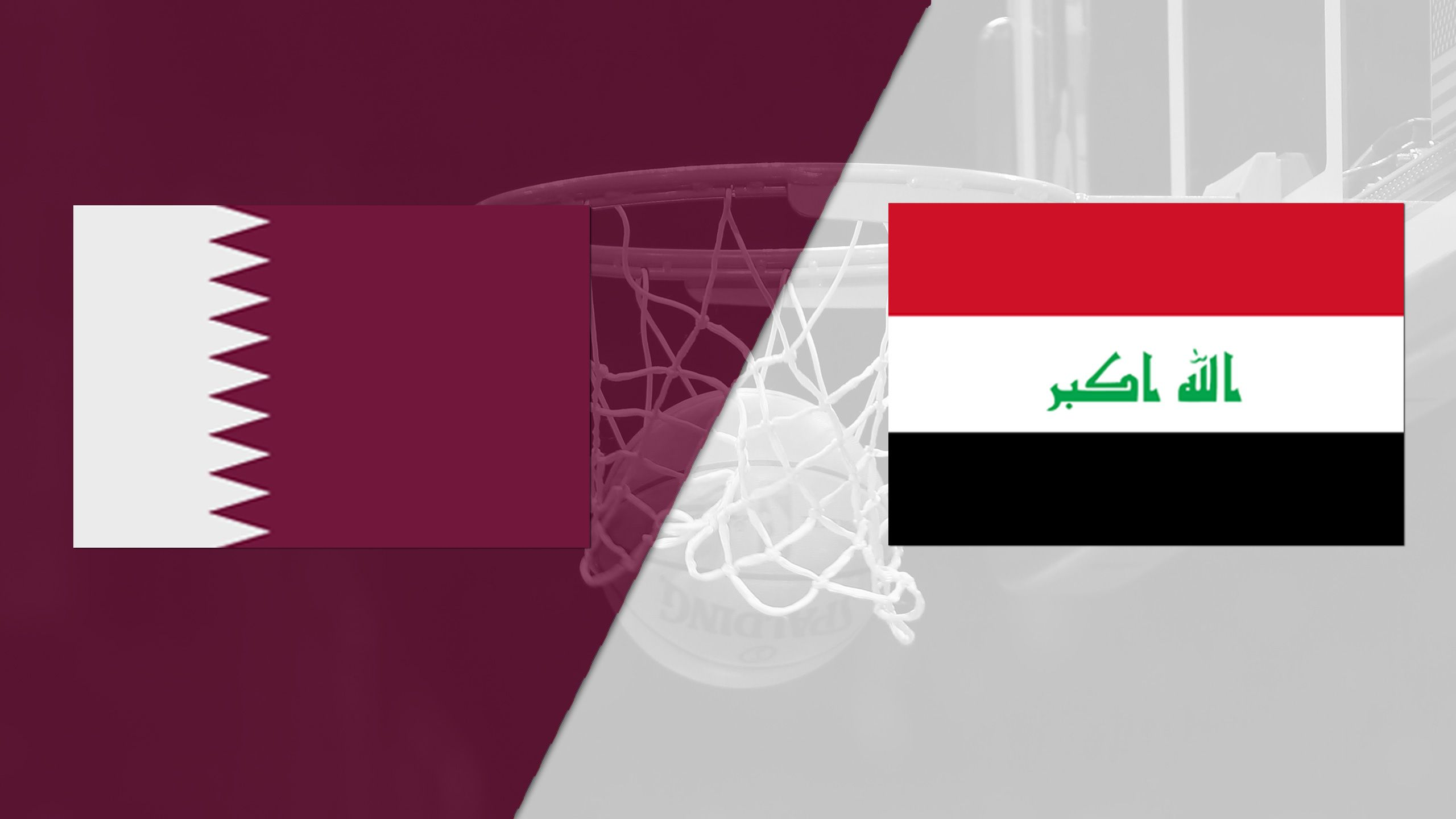 Qatar vs. Iraq (FIBA World Cup 2019 Qualifier)