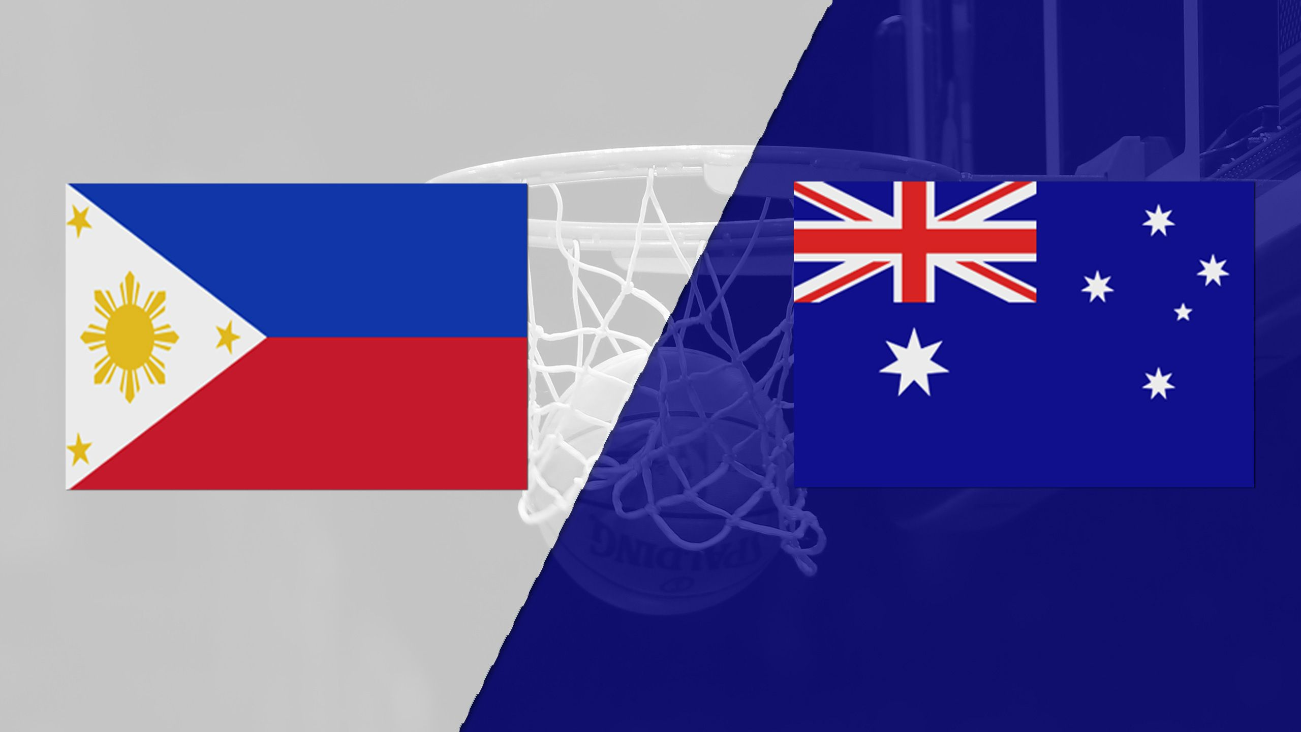 Philippines vs. Australia (FIBA World Cup 2019 Qualifier)