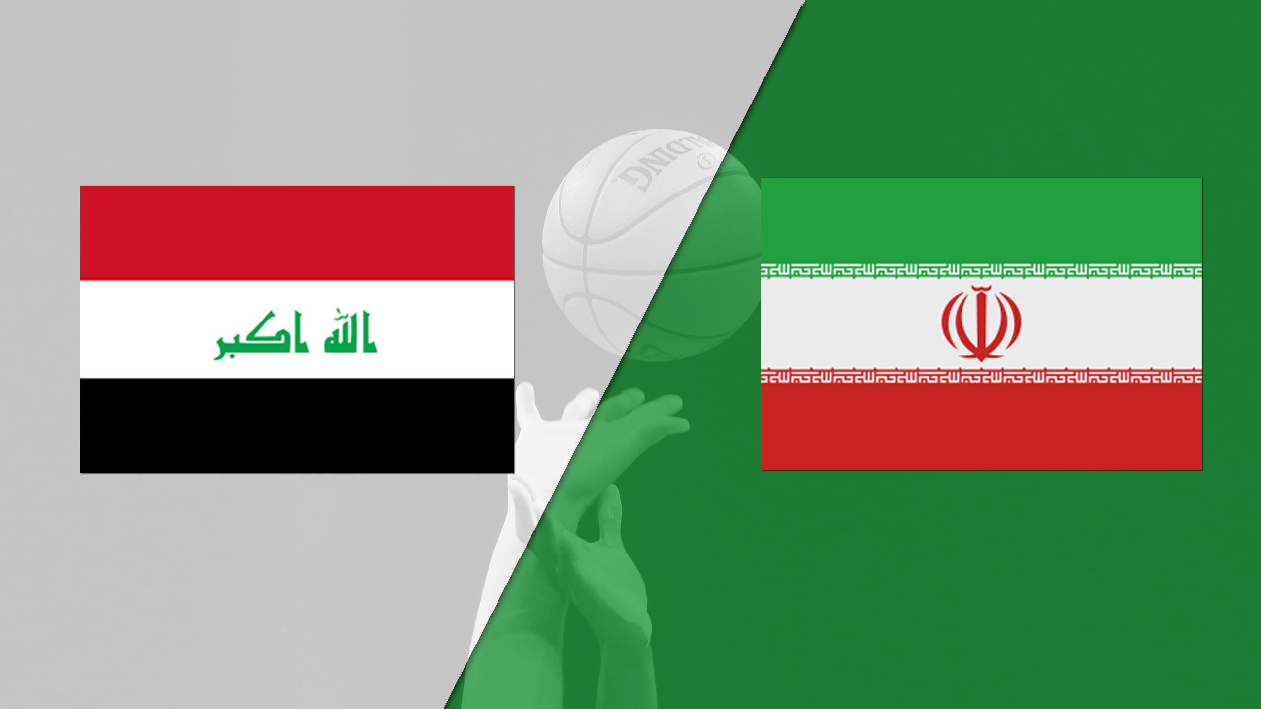 Iraq vs. Iran (FIBA World Cup 2019 Qualifier)