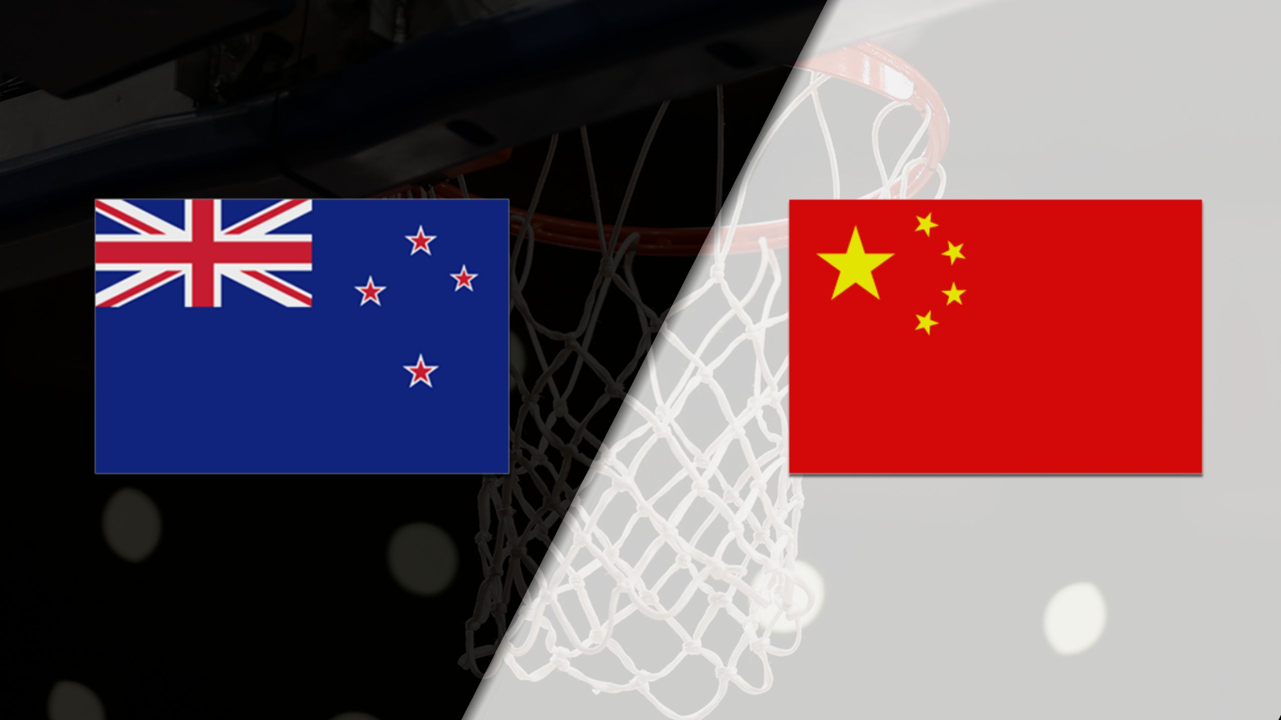 New Zealand vs. China (FIBA World Cup 2019 Qualifier)