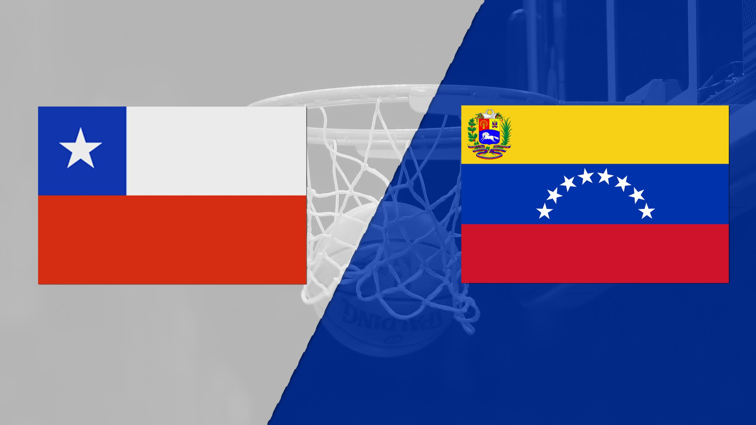 Chile vs. Venezuela (FIBA World Cup 2019 Qualifier)
