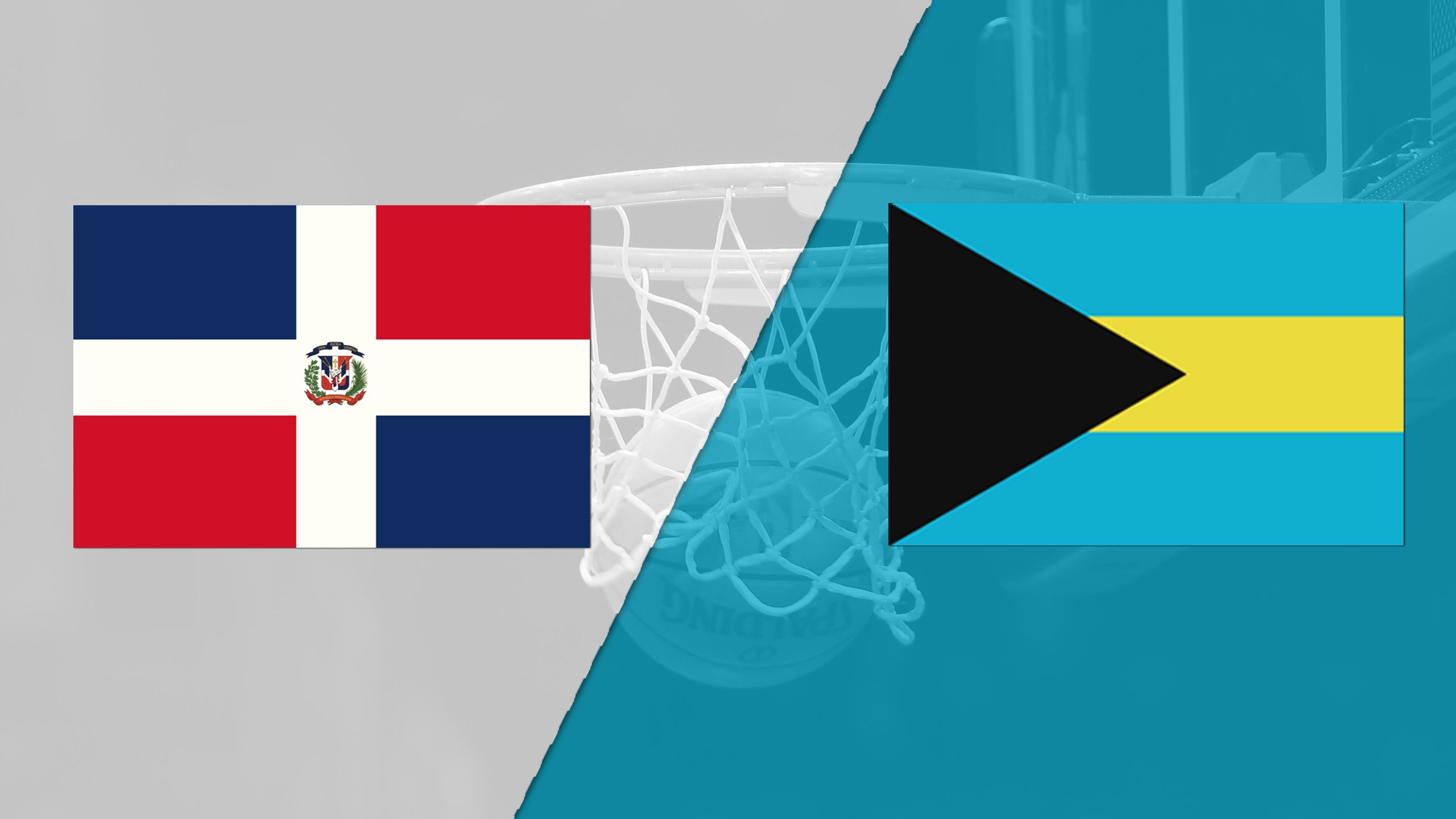 Dominican Republic vs. Bahamas (FIBA World Cup 2019 Qualifier)