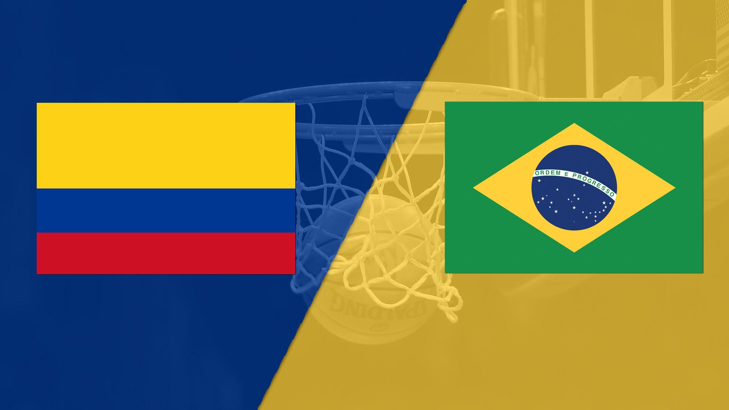 Colombia vs. Brazil (FIBA World Cup 2019 Qualifier)