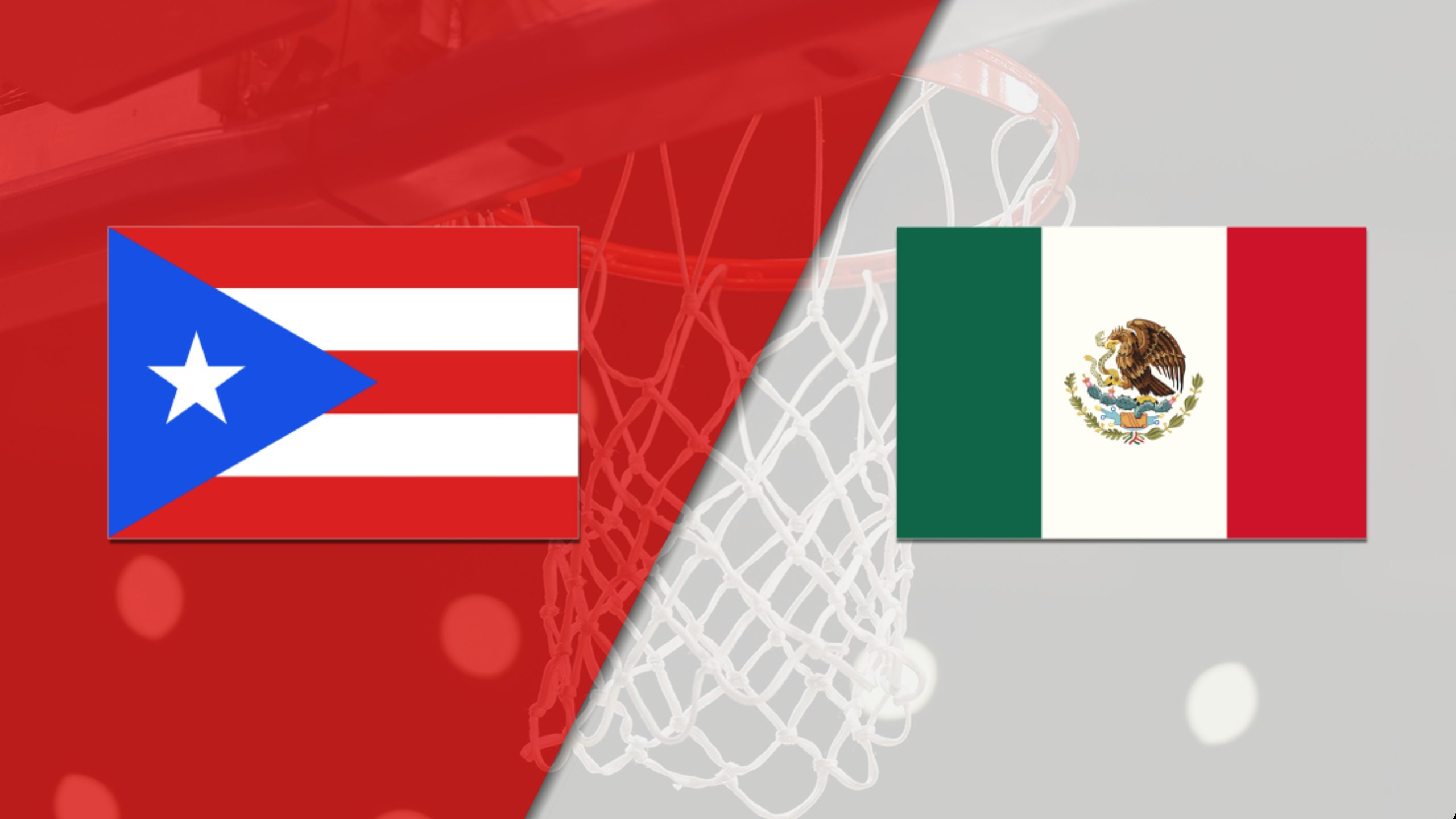 Puerto Rico vs. Mexico (FIBA World Cup 2019 Qualifier)