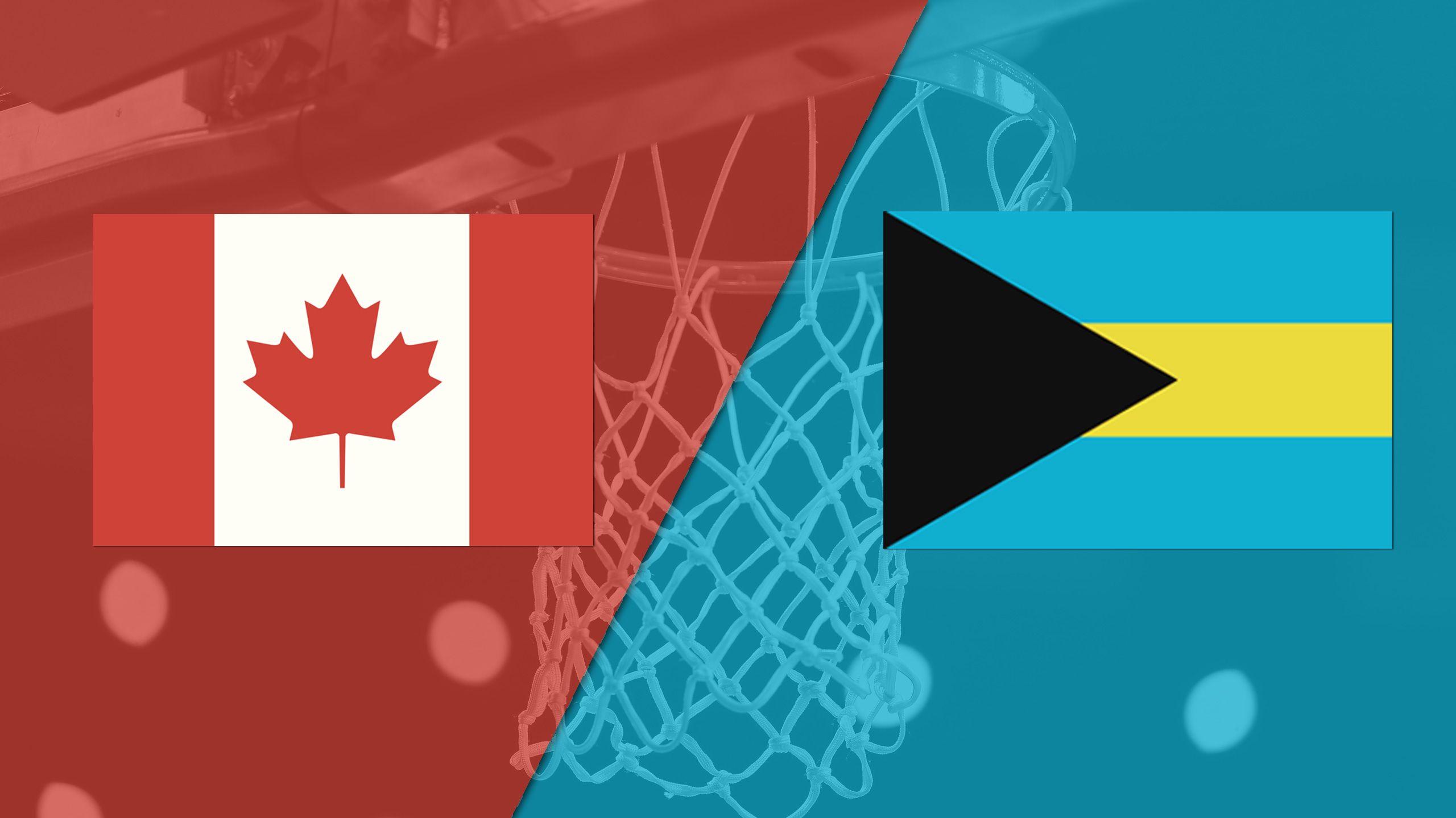 Canada vs. Bahamas (FIBA World Cup 2019 Qualifier)