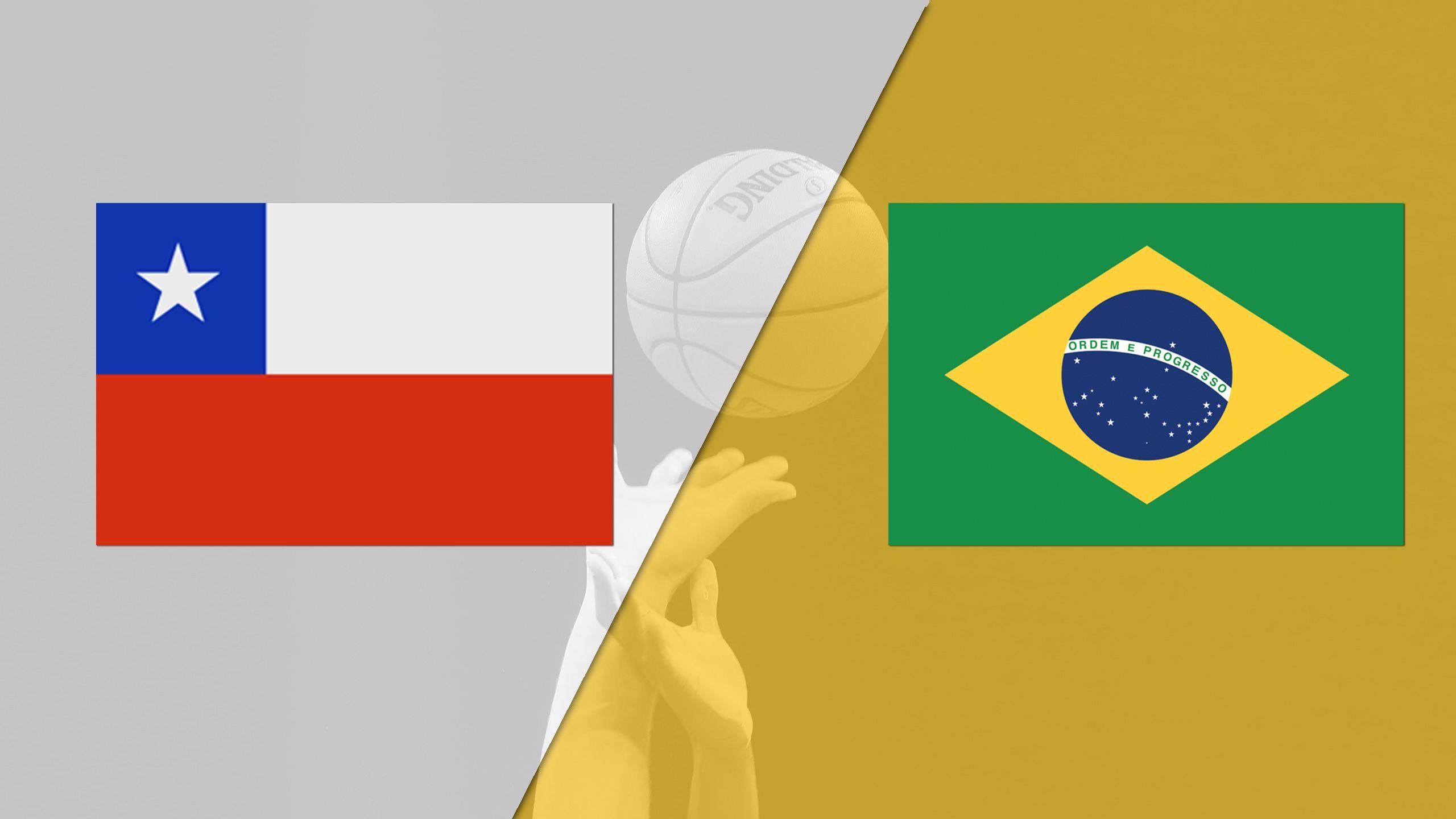 Chile vs. Brazil (FIBA World Cup 2019 Qualifier)