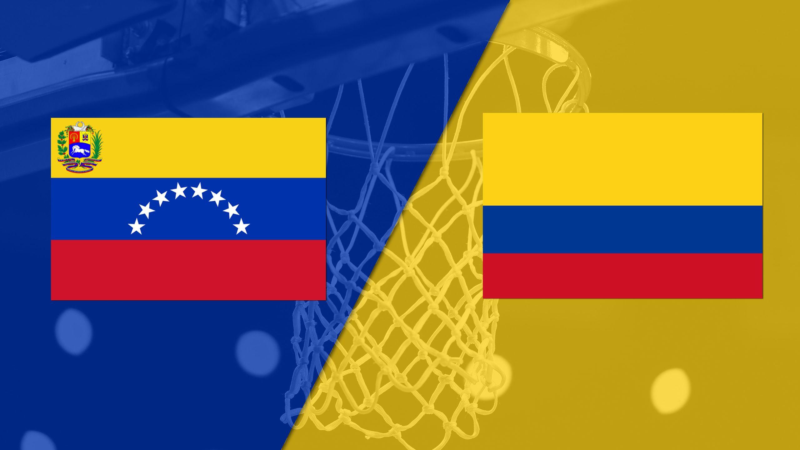 Venezuela vs. Colombia (FIBA World Cup 2019 Qualifier)