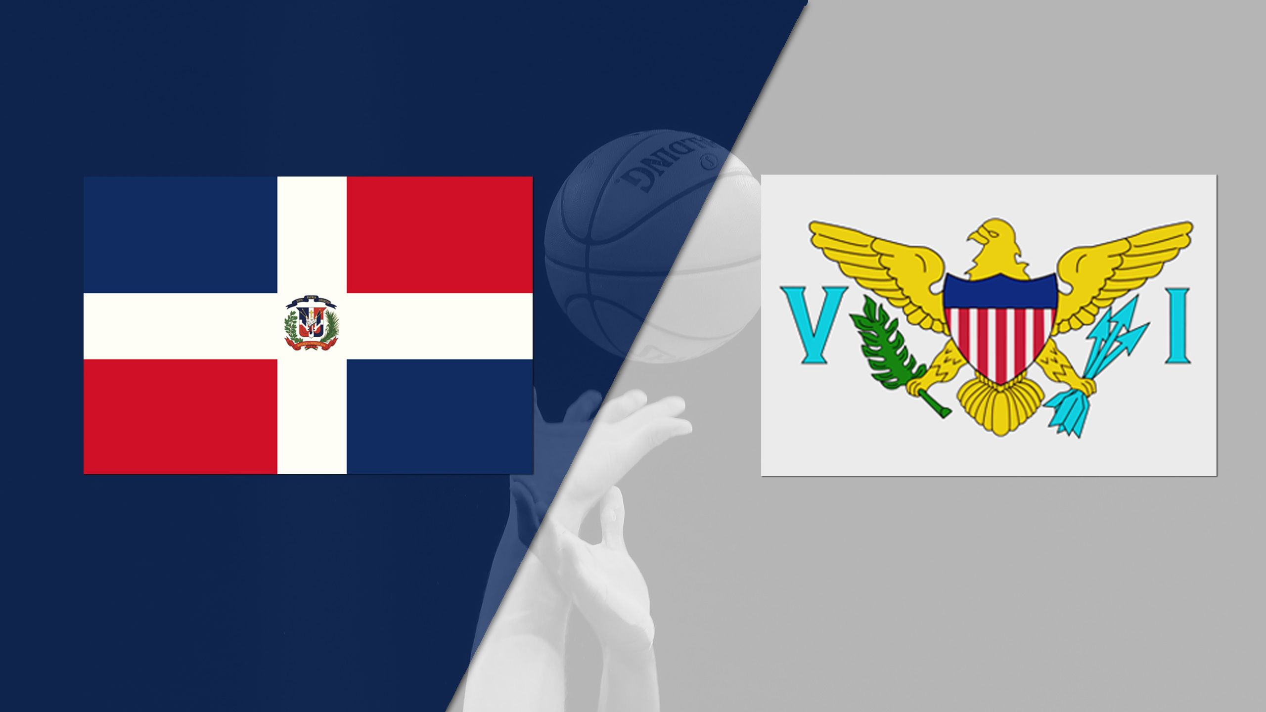 Dominican Republic vs. Virgin Islands (FIBA World Cup 2019 Qualifier)