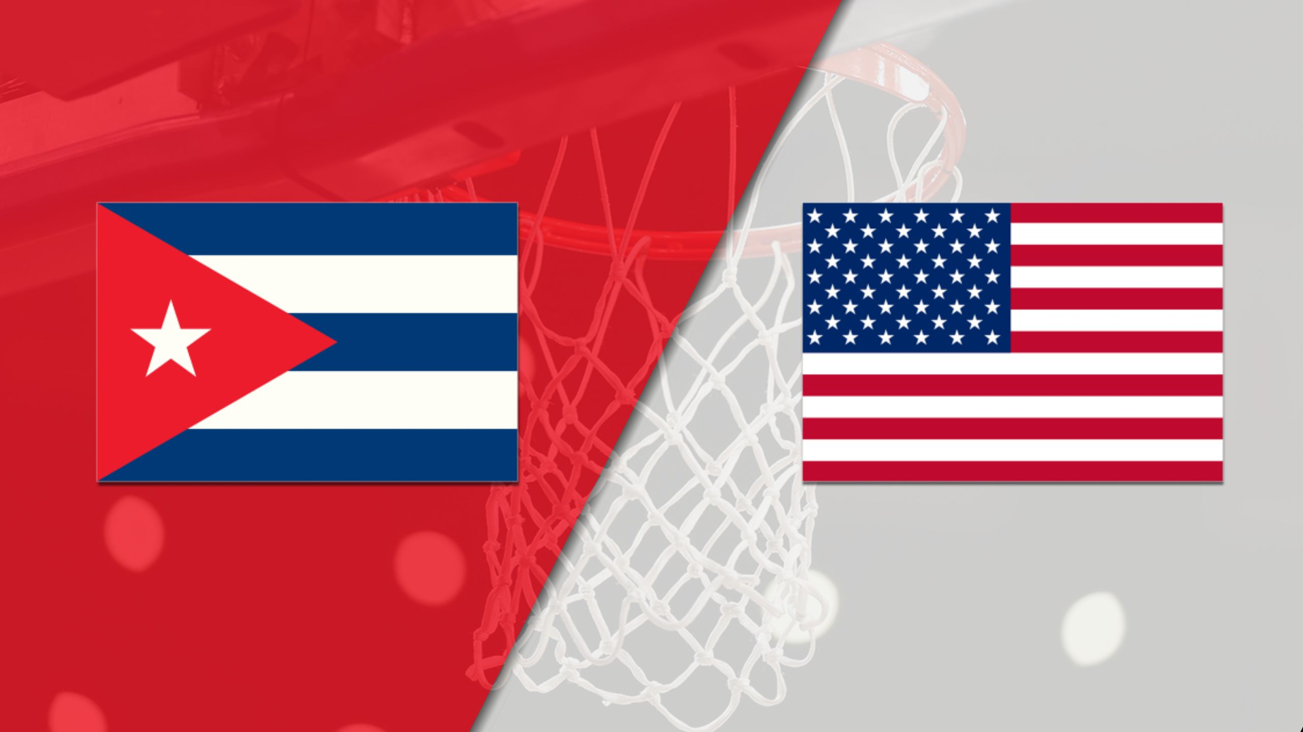 Cuba vs. USA (FIBA World Cup 2019 Qualifier)