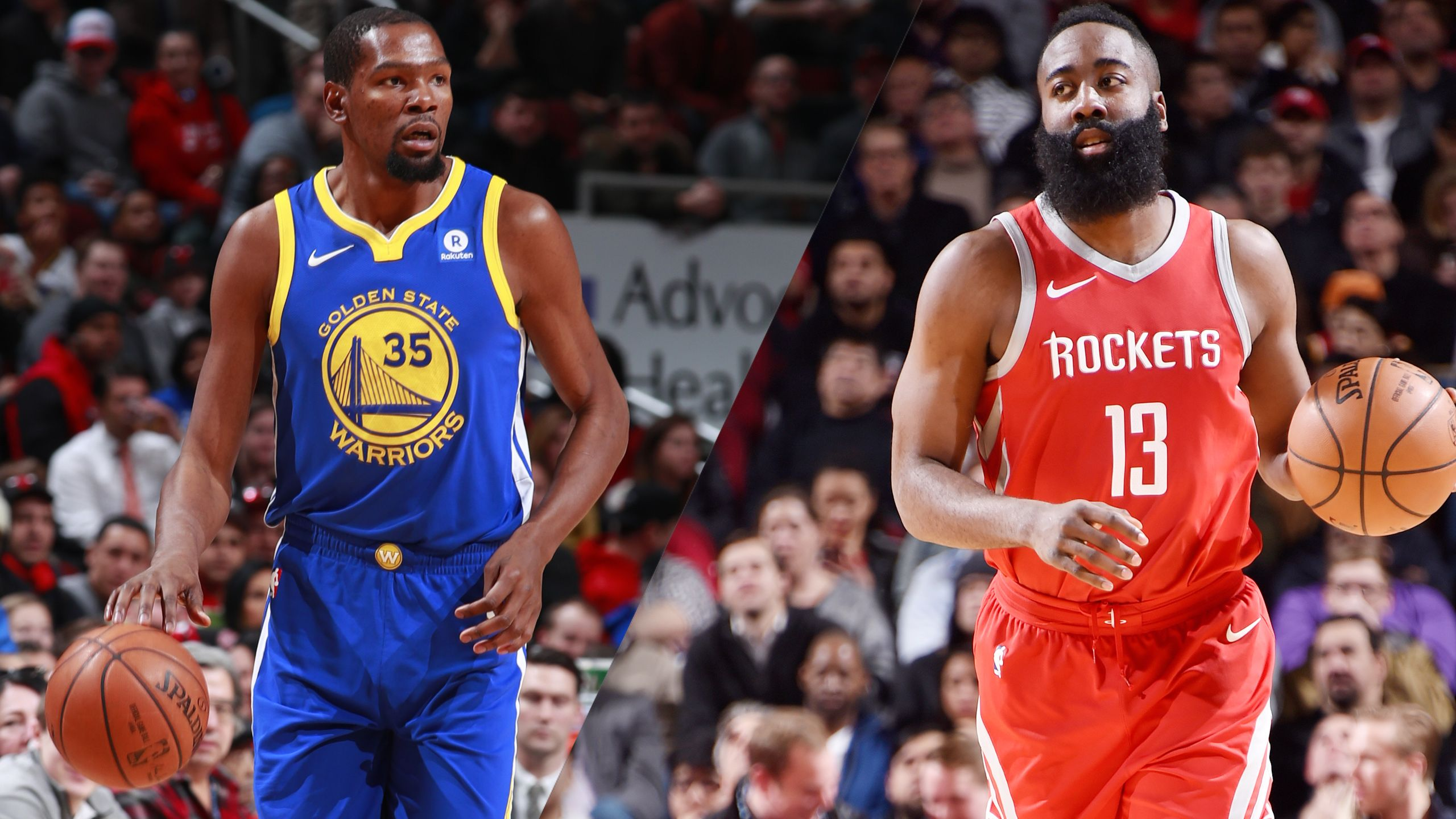 Golden State Warriors vs. Houston Rockets (re-air)