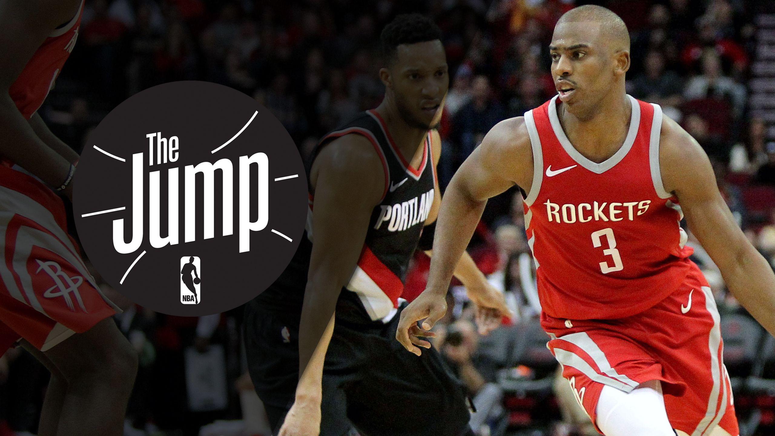 Mon, 1/15 - NBA: The Jump