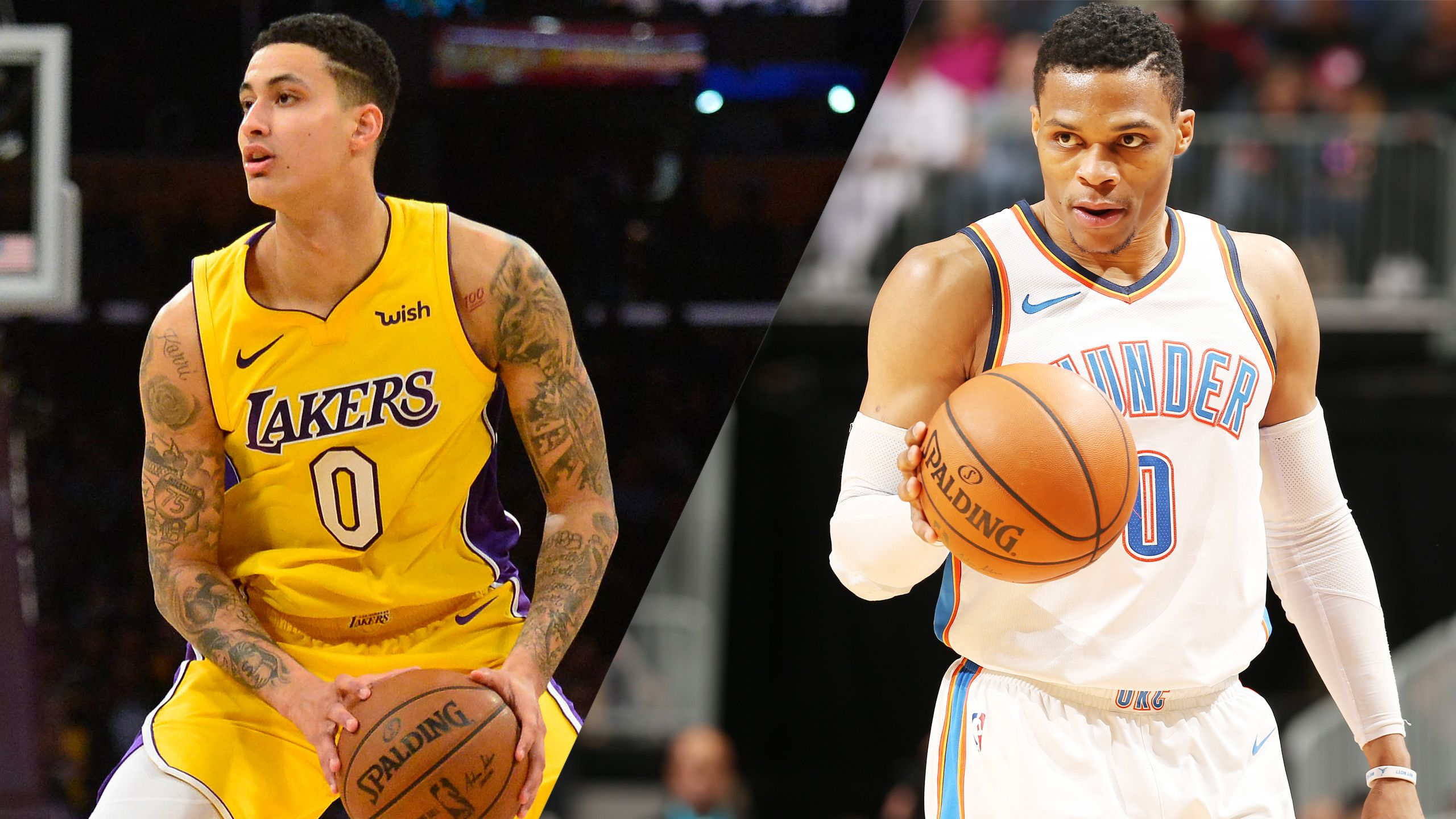 Los Angeles Lakers vs. Oklahoma City Thunder (re-air)