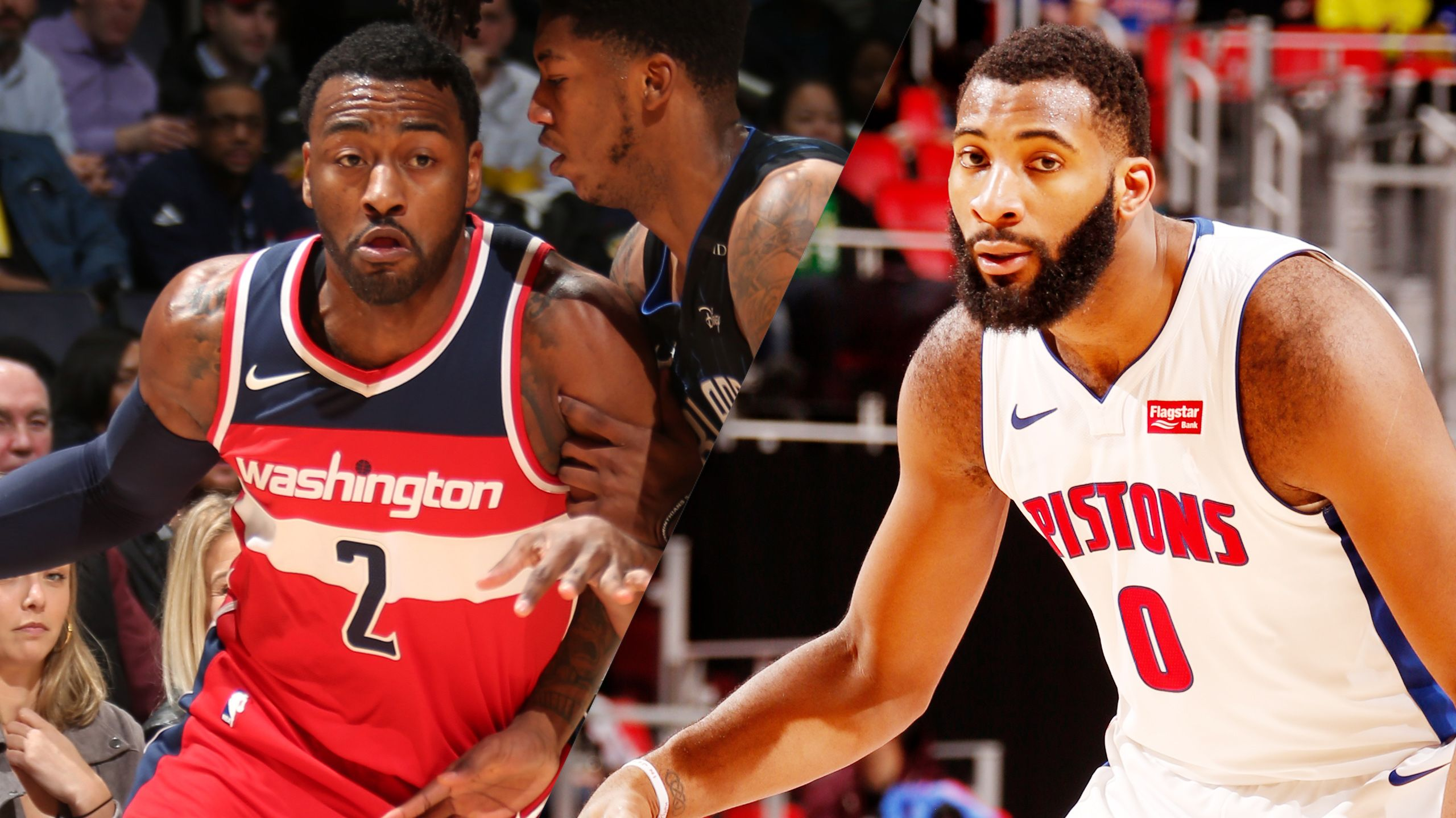 Washington Wizards vs. Detroit Pistons